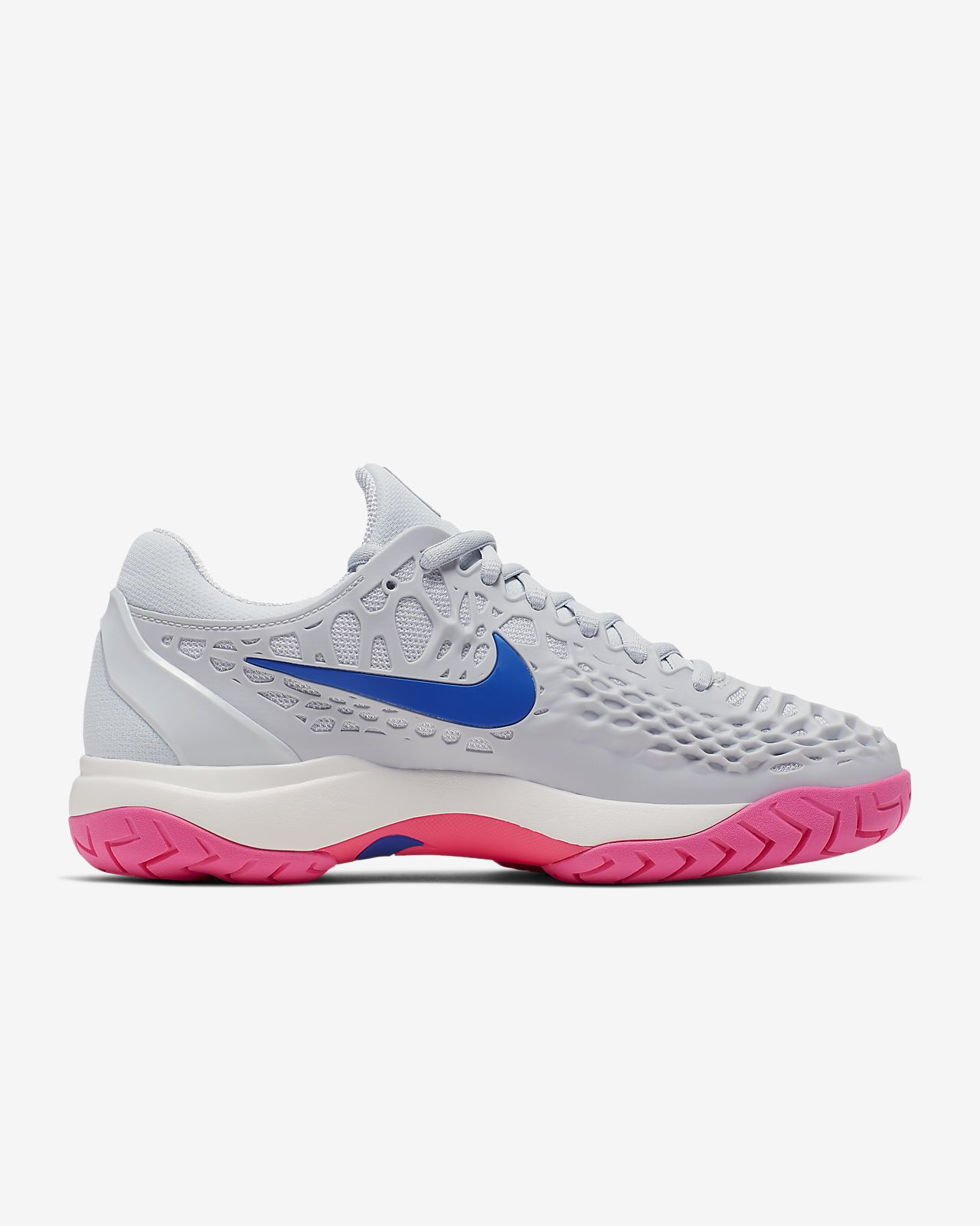 146f6de5590e NikeCourt Zoom Cage 3 Women's Hard Court Tennis Shoe. Nike.com