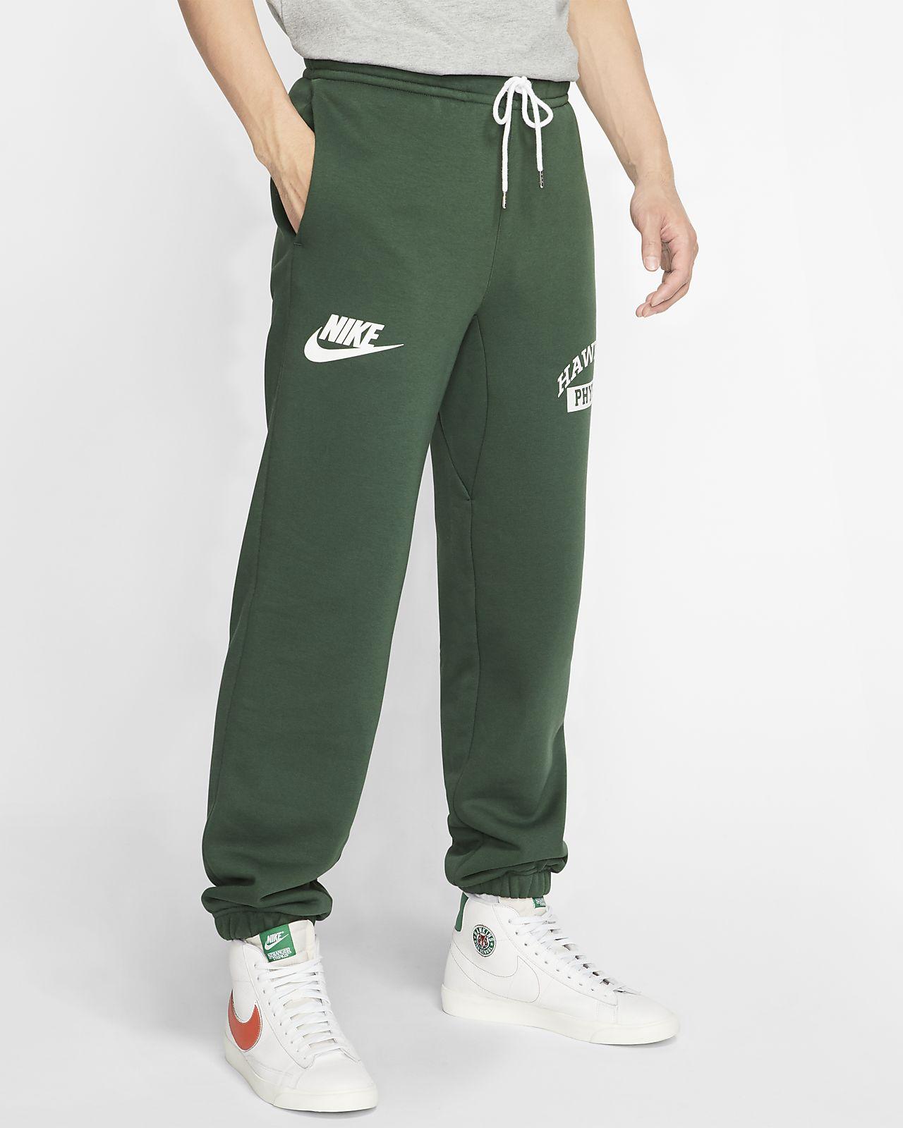 Calças de lã cardada Nike x Stranger Things para homem