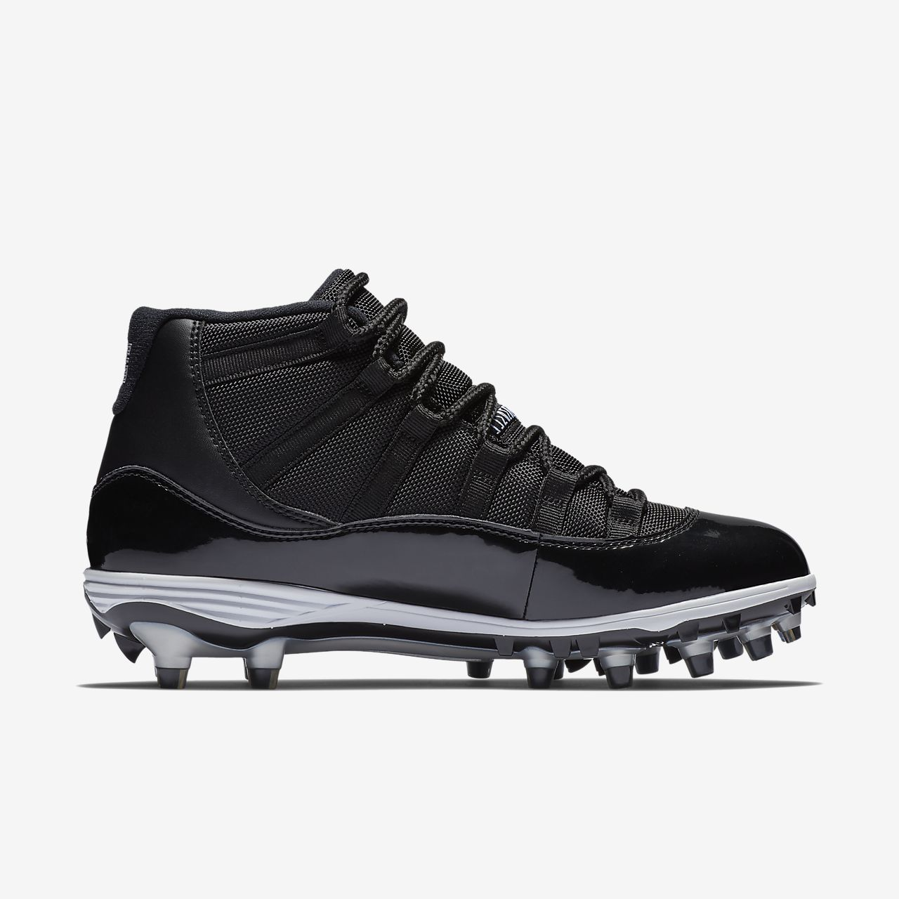 1e4d1c16191a14 Jordan XI Retro TD Men s Football Cleat. Nike.com