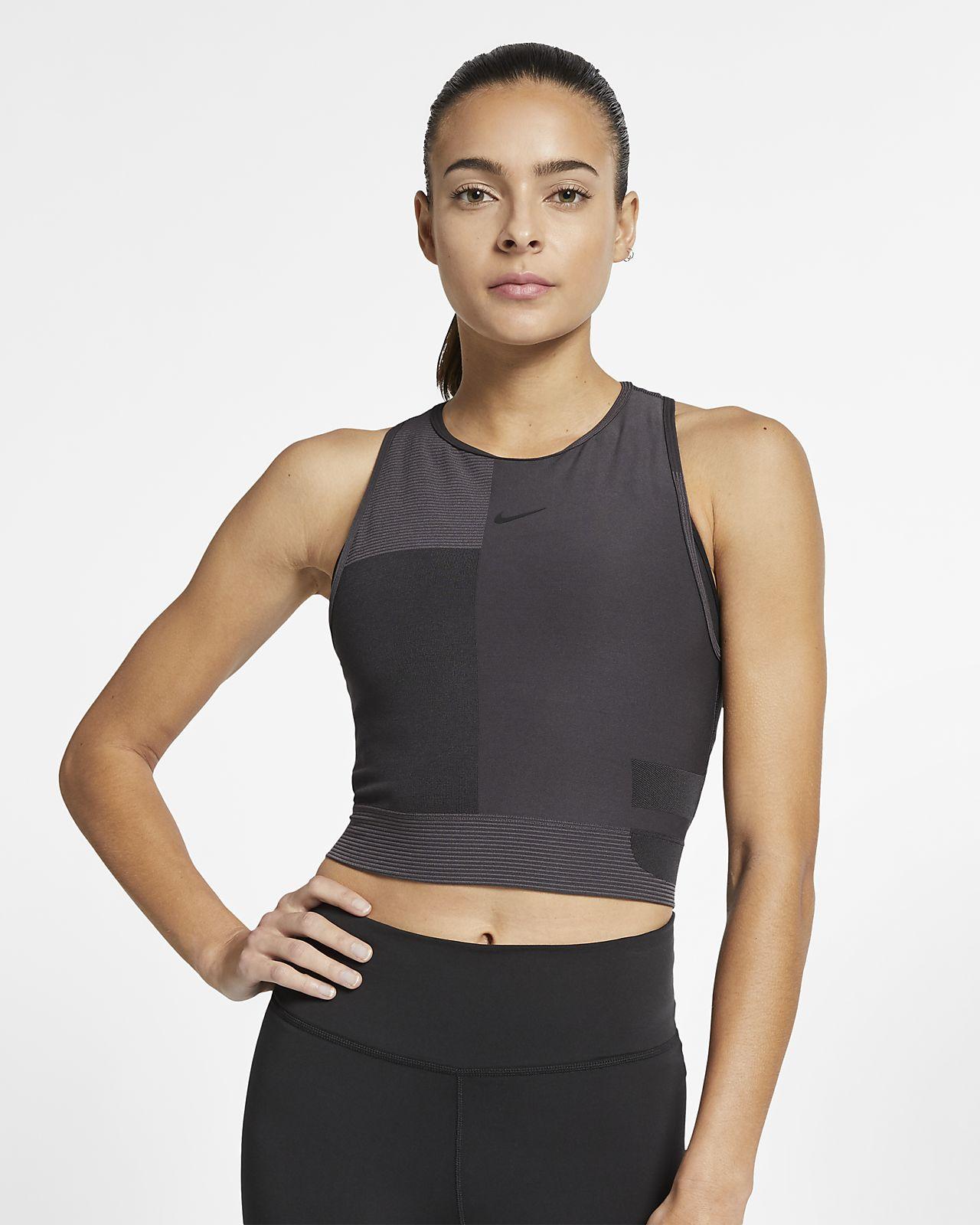 Damska koszulka bez rękawów Nike Pro HyperCool Tech Pack