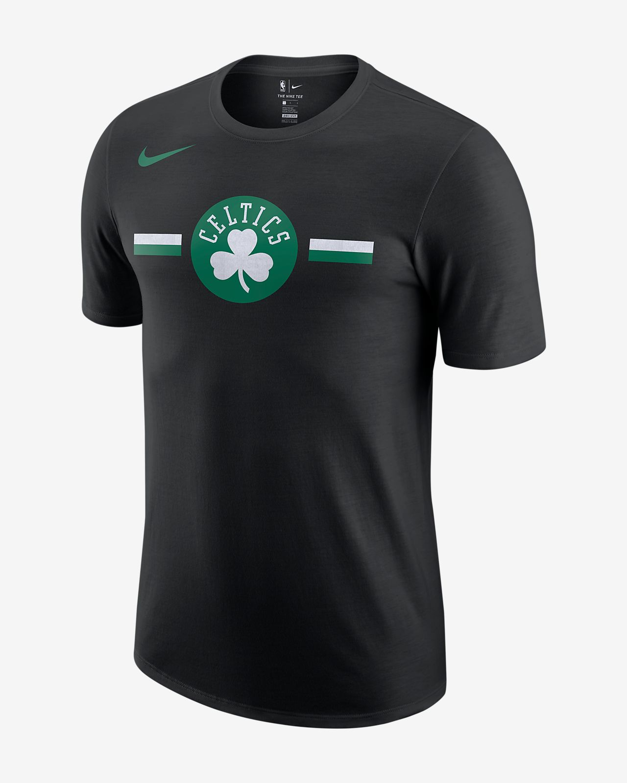367bcd228bd Boston Celtics Nike Dri-FIT Men's NBA T-Shirt. Nike.com