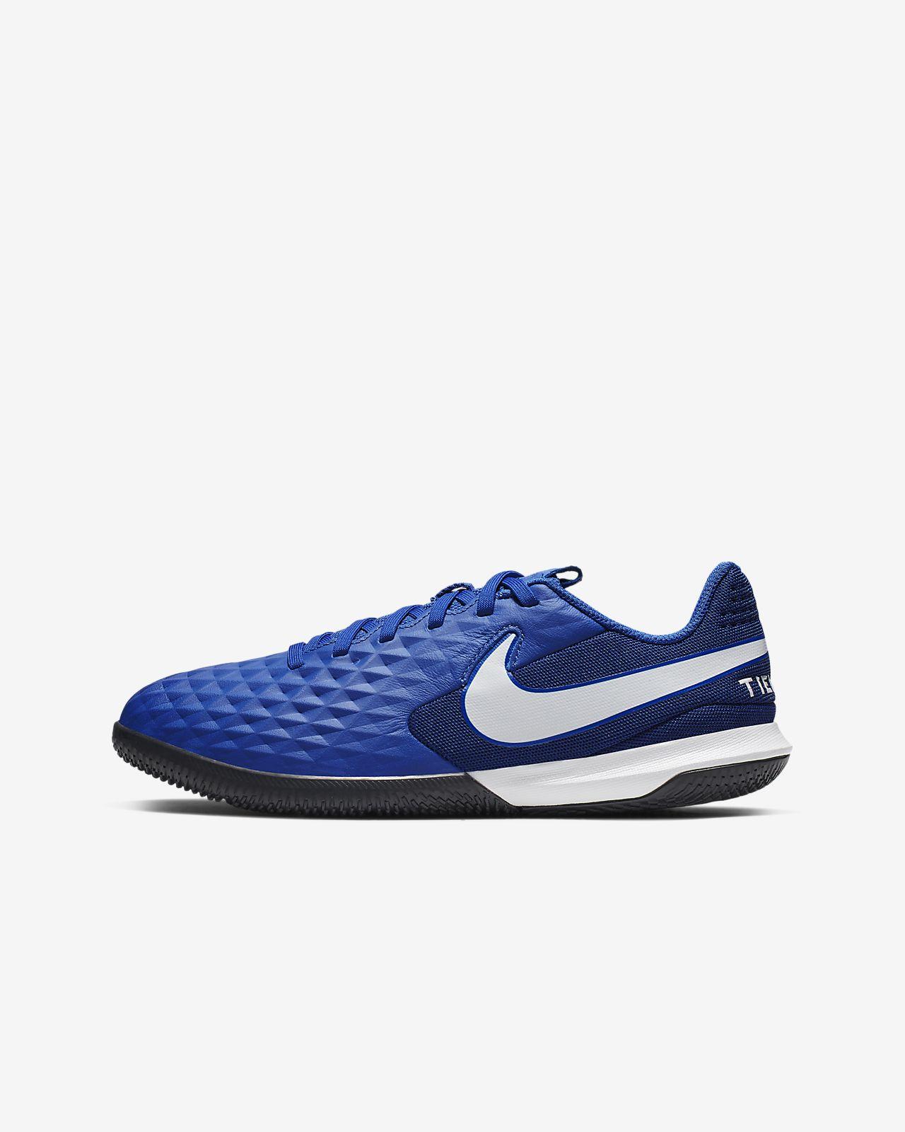 Halowe buty piłkarskie dla małych/dużych dzieci Nike Jr. Tiempo Legend 8 Academy IC