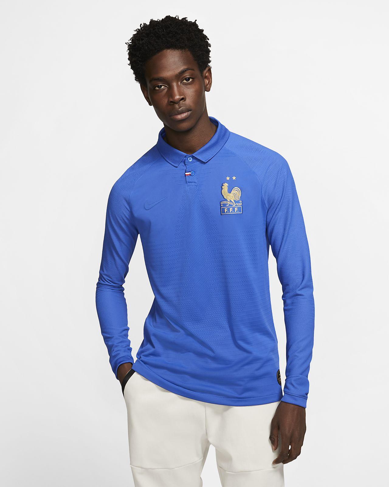 36754458 FFF Vapor Match Centennial Men's Long-Sleeve Shirt. Nike.com AU