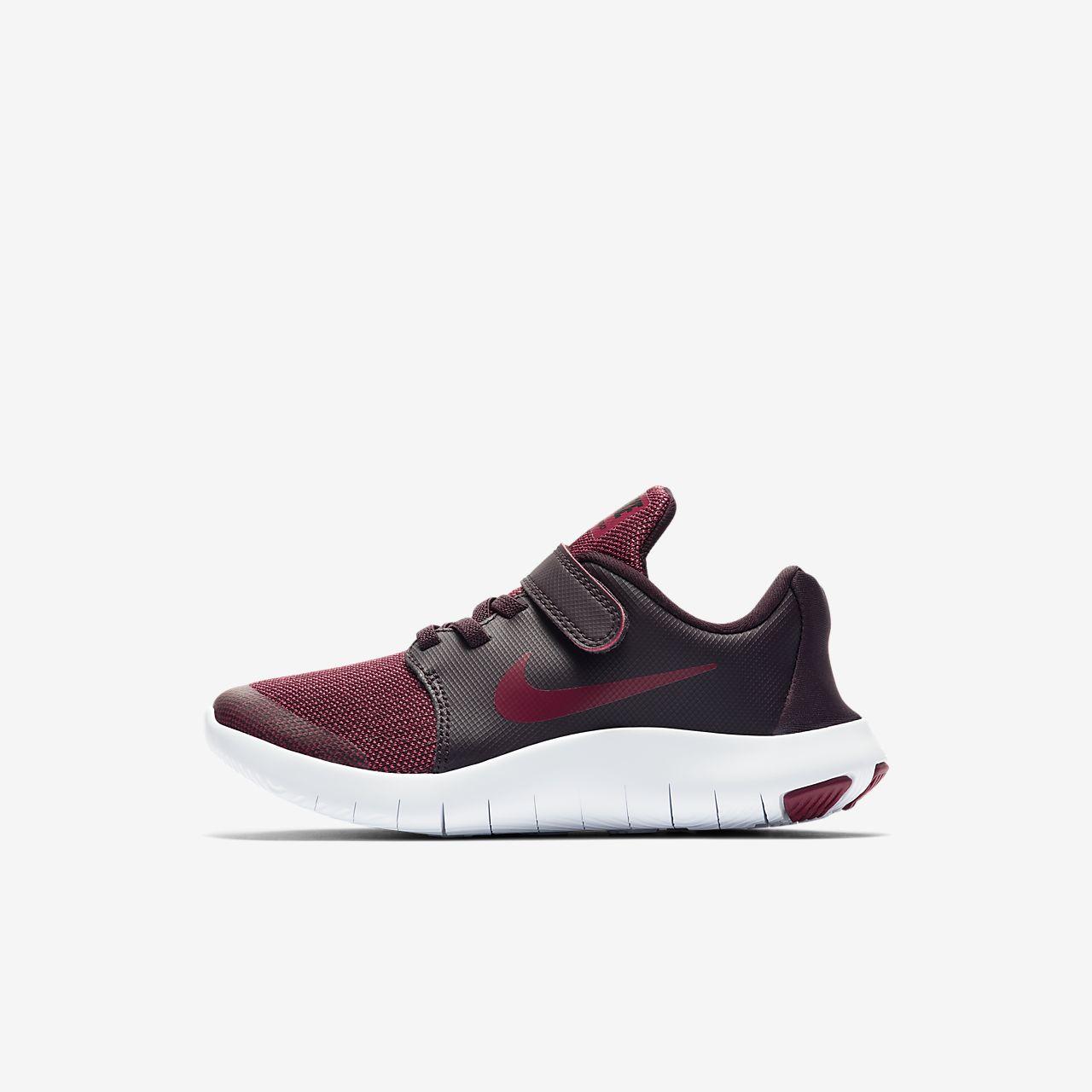 Calzado para niños talla pequeña Nike Flex Contact 2. Nike.com MX ade7d14226de4