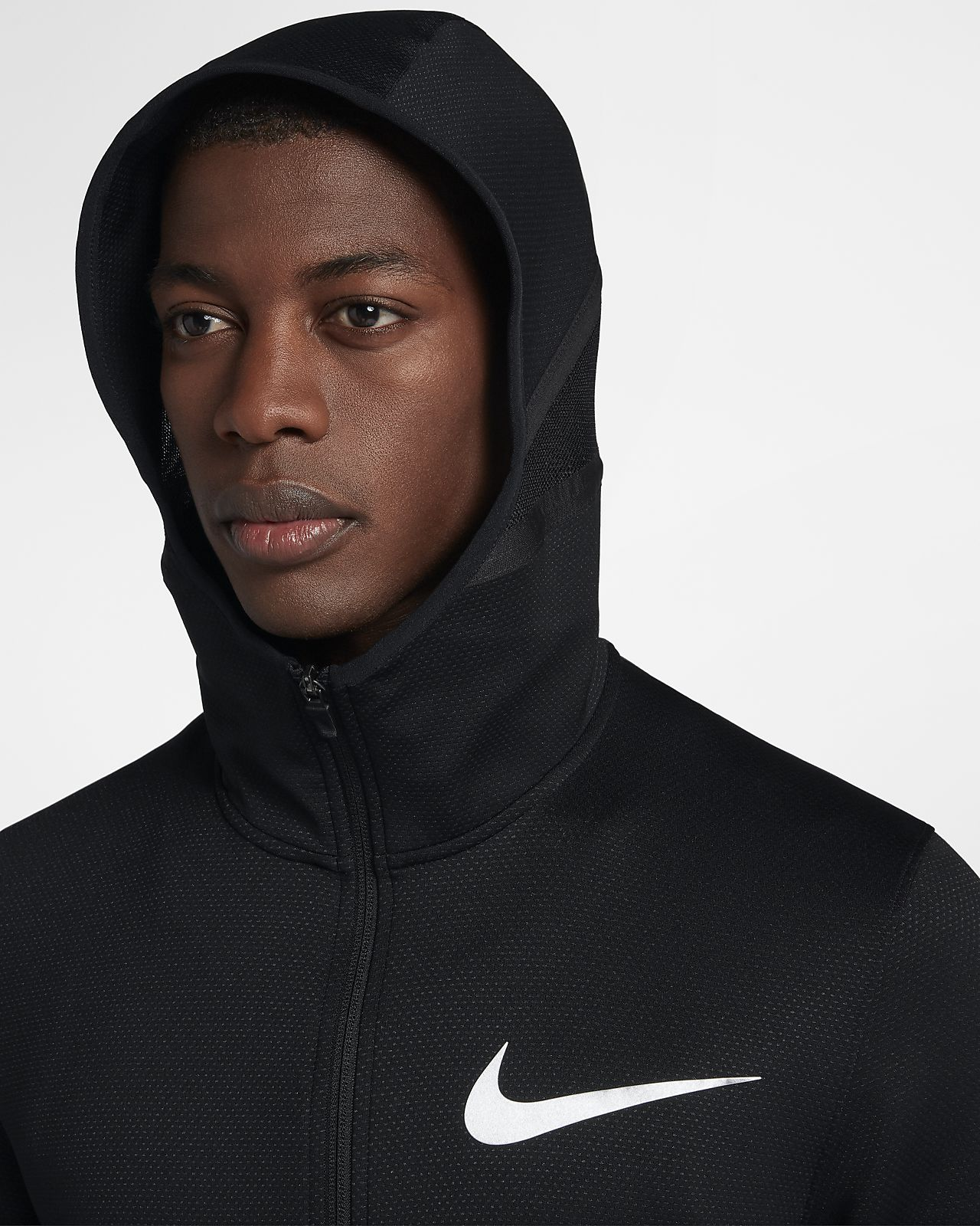 5d9a7dd9b963fa Nike Therma Flex Showtime Men s Full-Zip Basketball Hoodie. Nike.com GB