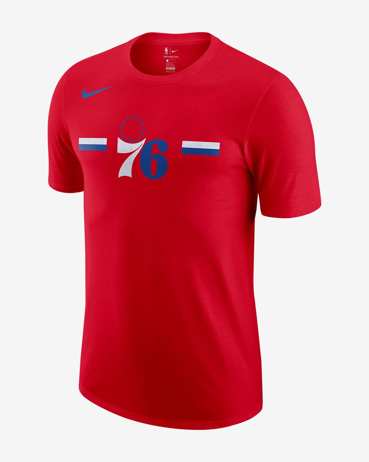 9a35275bc59 Philadelphia 76ers Nike Dri-FIT Men s NBA T-Shirt. Nike.com