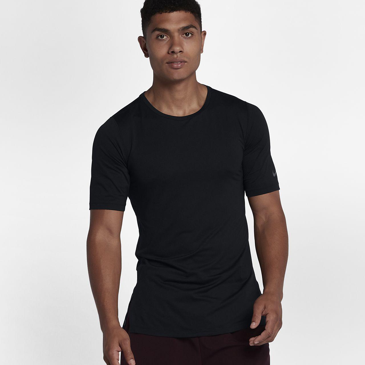 8583ed7d0b919 Haut de training à manches courtes Nike Dri-FIT pour Homme. Nike.com FR