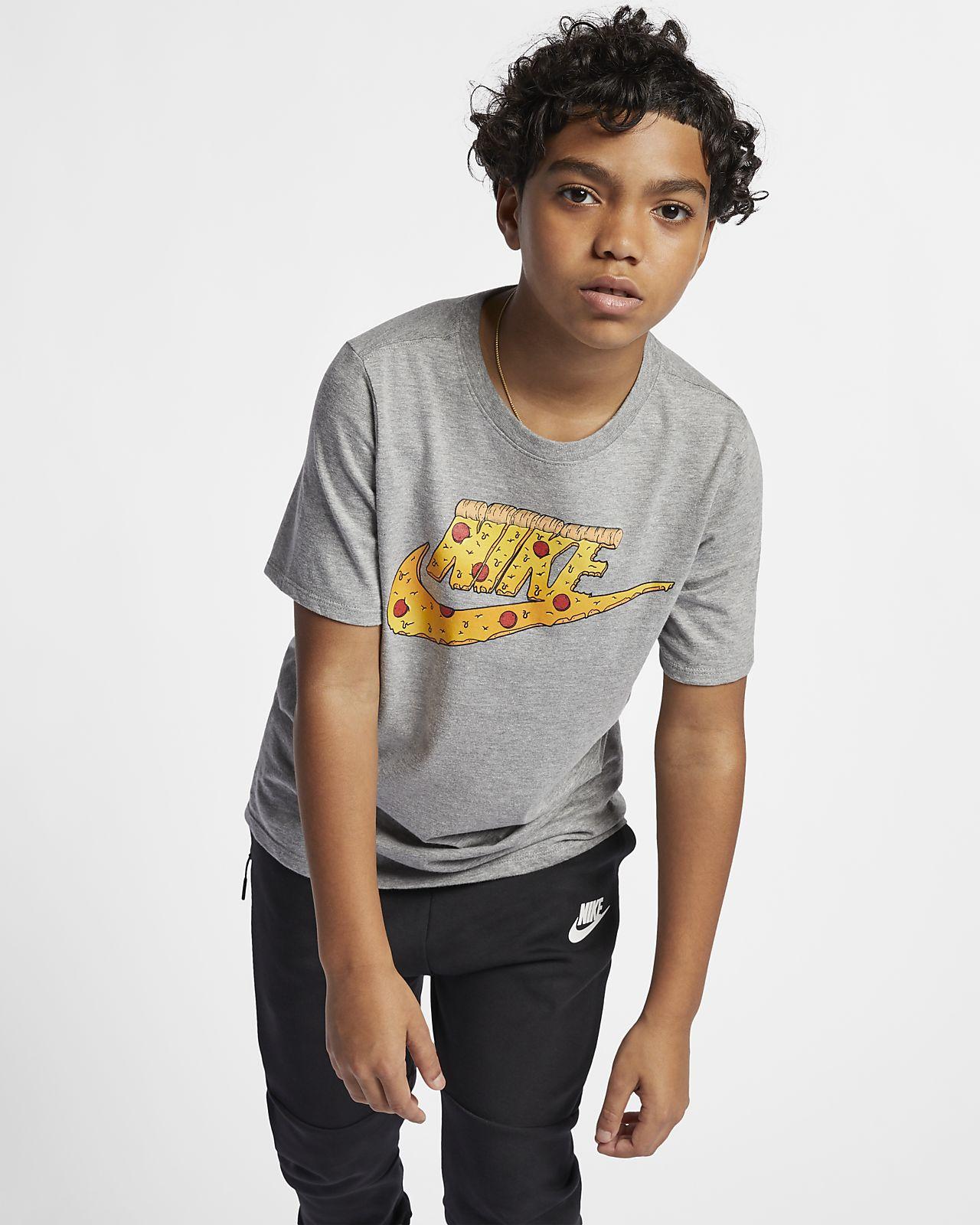 941d48e5 Nike Sportswear Big Kids' T-Shirt. Nike.com