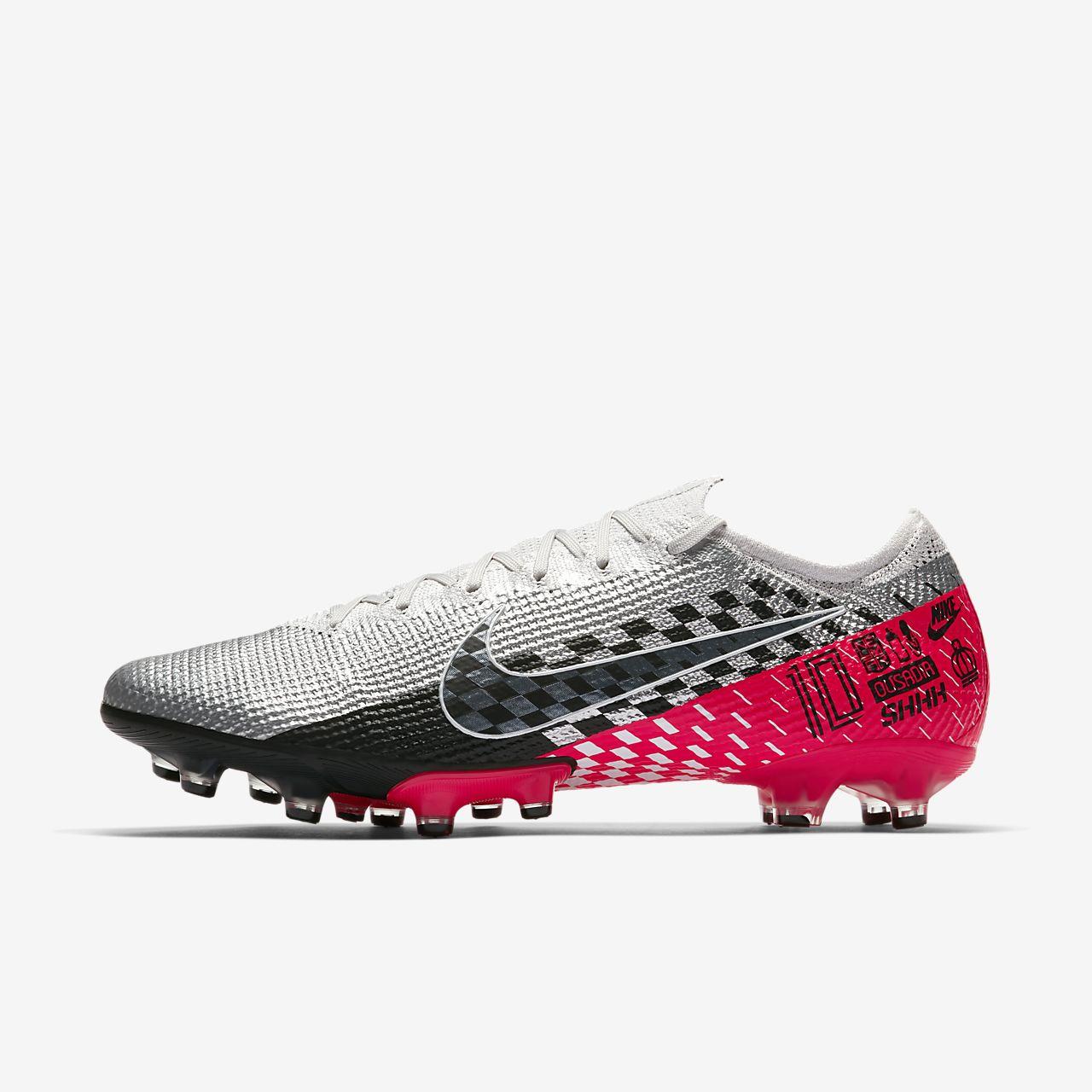 Chuteiras de futebol para relva artificial Nike Mercurial Vapor 13 Elite Neymar Jr. AG-PRO