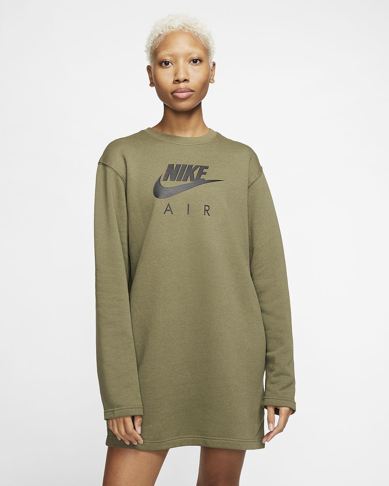 Флисовое платье Nike Air