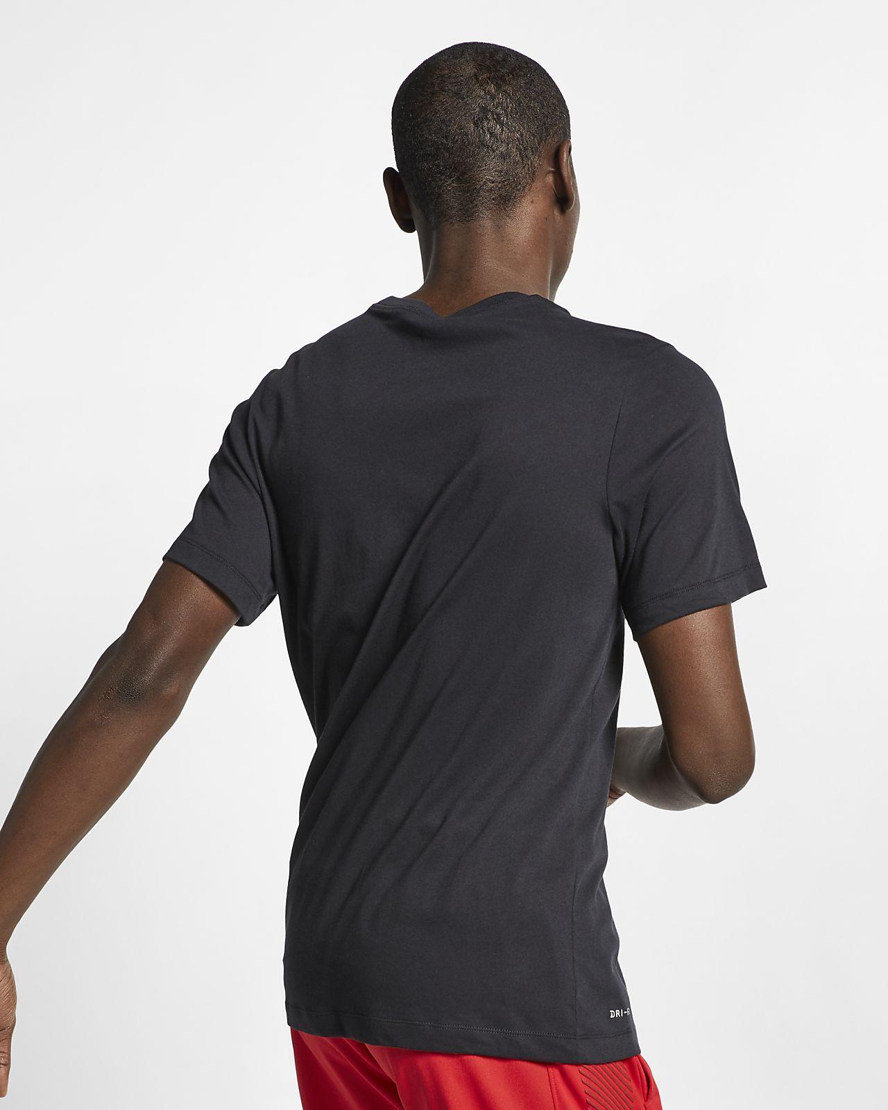 d63f8f097 Nike Dri-FIT Kyrie Men's Basketball T-Shirt. Nike.com