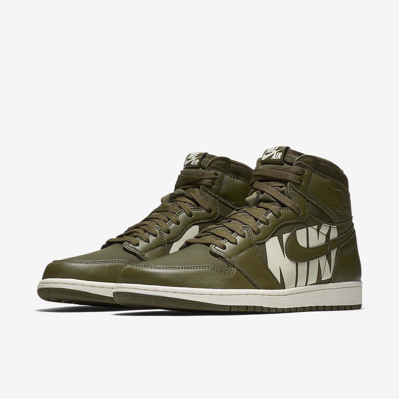 Air Jordan 1 Retro High OG Schuh. Nike  DE Ruf zuerst