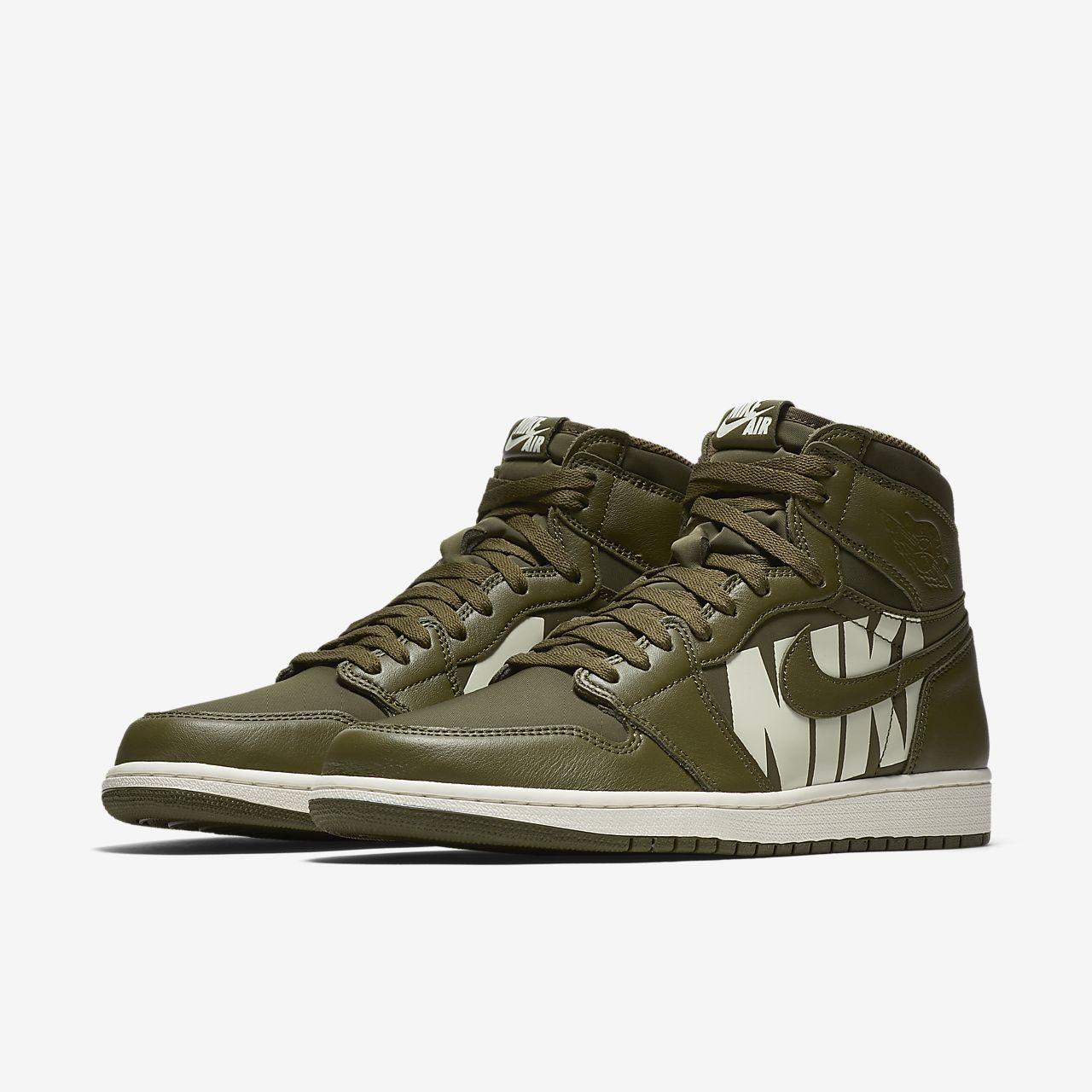 ab68ca1e8e29 Air Jordan 1 Retro High OG Shoe. Nike.com PT