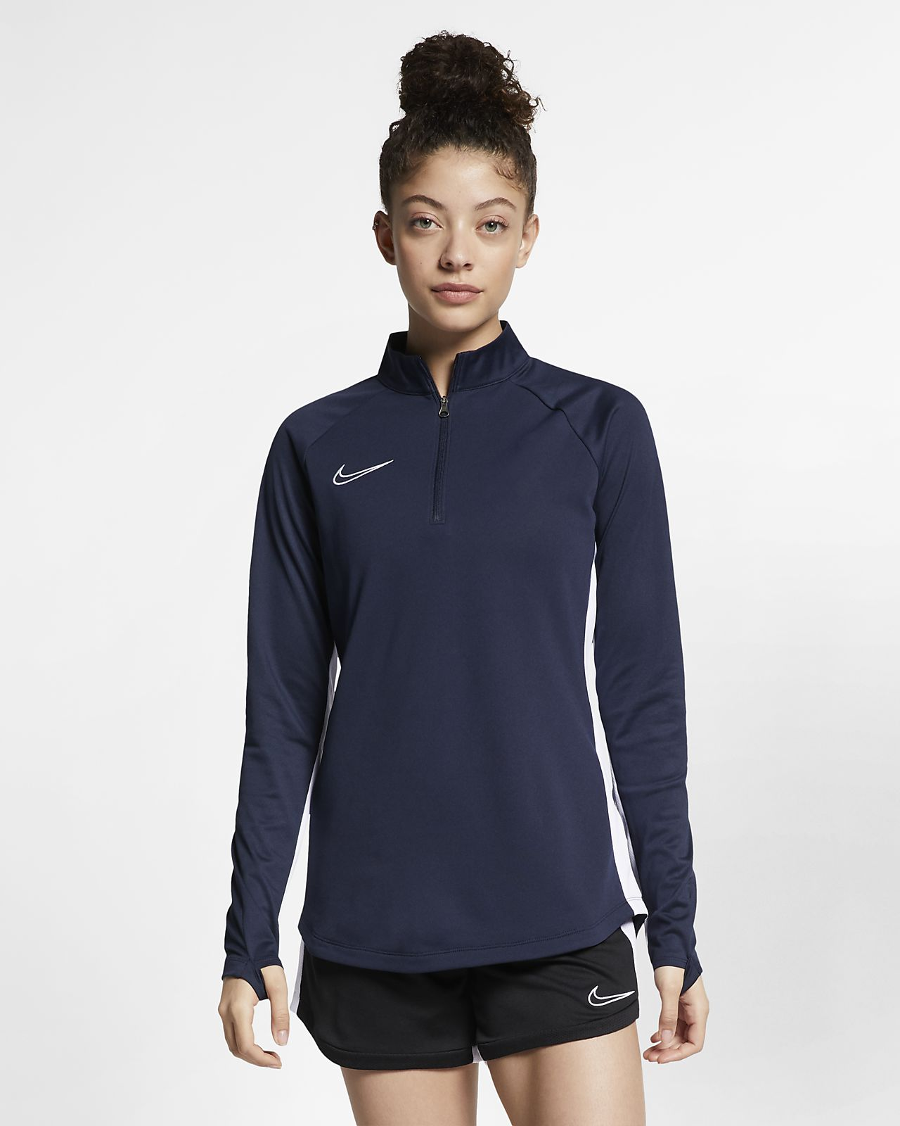 Nike Dri-FIT Academy Women s Soccer Drill Top. Nike.com fb1135514