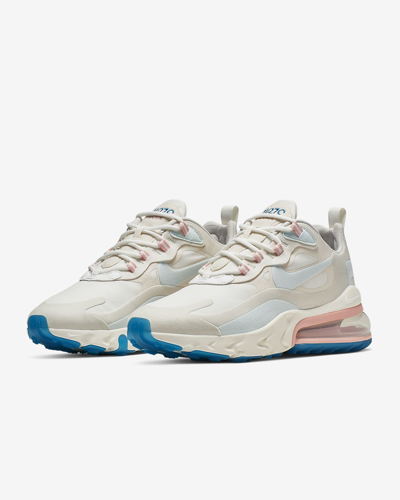 arrives cheap sale limited guantity Chaussure Nike Air Max 270 React (American Modern) pour Femme