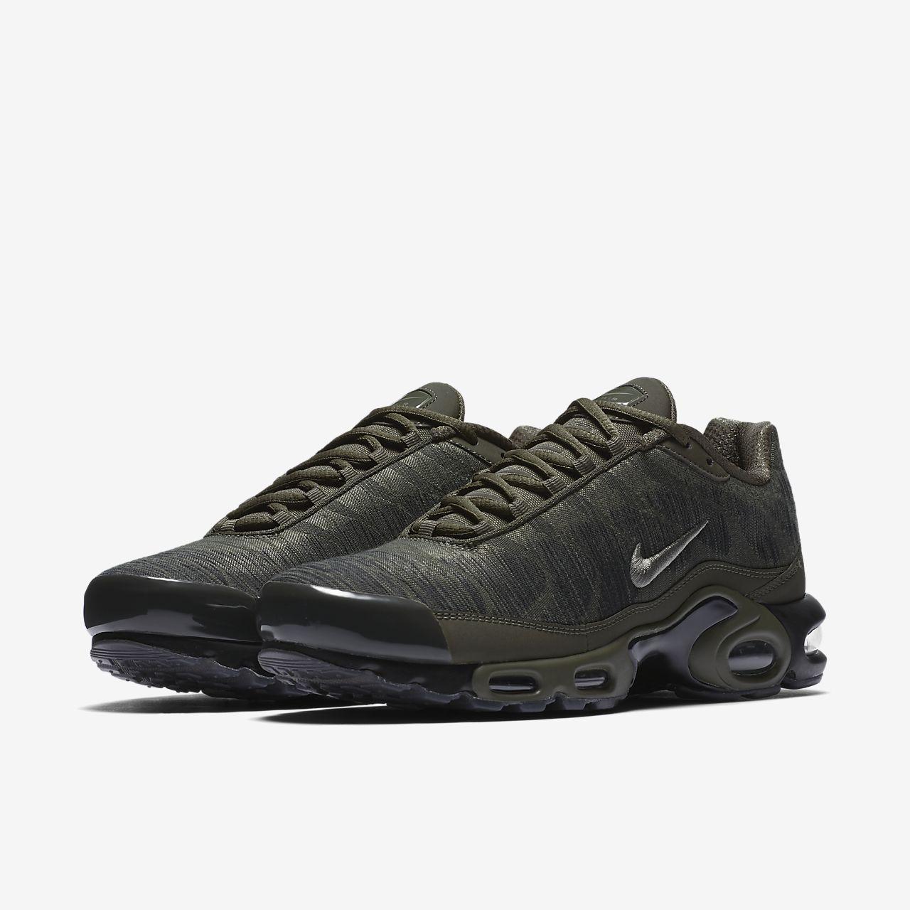 ... Nike Air Max Plus Jacquard Men's Shoe