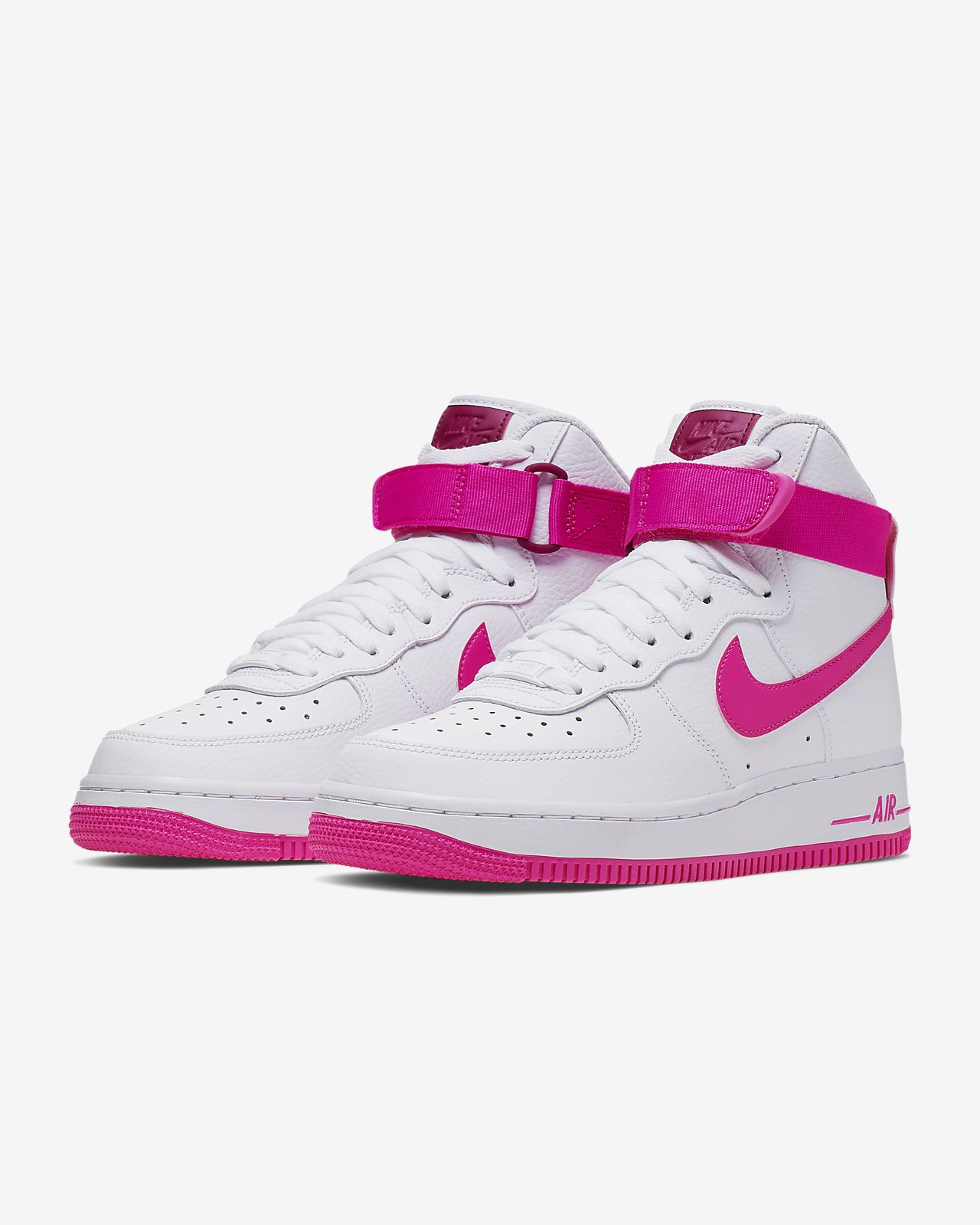 28e6d39b4b361 Nike Air Force 1 High 08 LE Zapatillas - Mujer. Nike.com ES