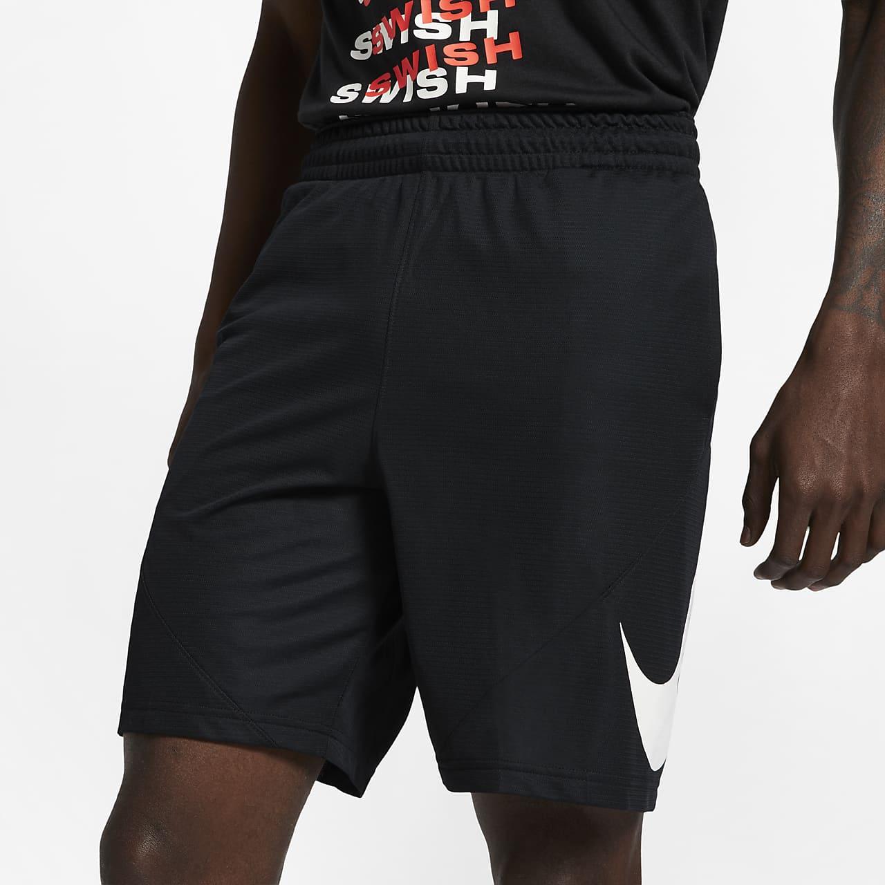 กางเกงบาสเก็ตบอลขาสั้น 9 นิ้วผู้ชาย Nike