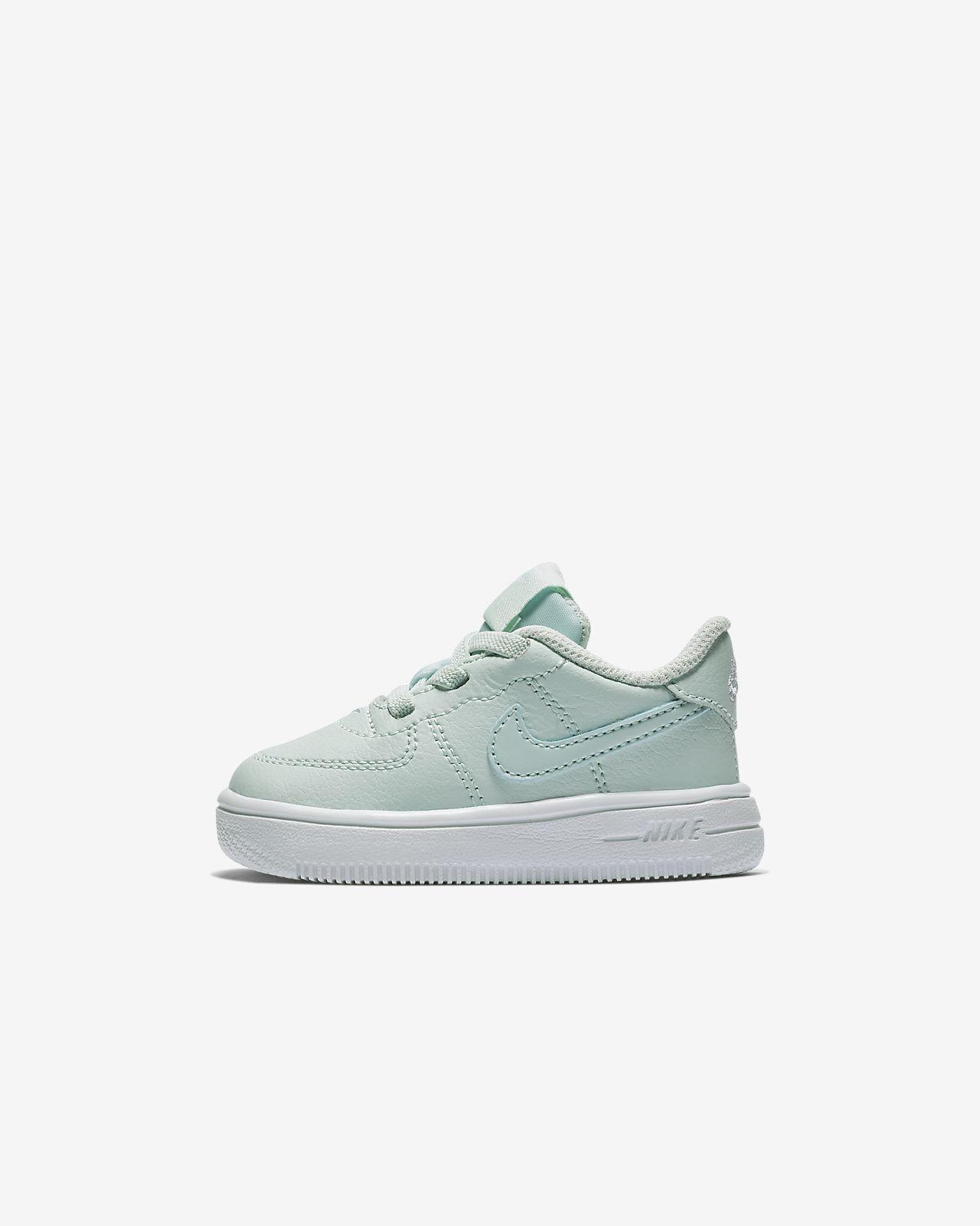 Nike Force 1  18 Baby  amp  Toddler Shoe. Nike.com GB 21ed8fbf06db