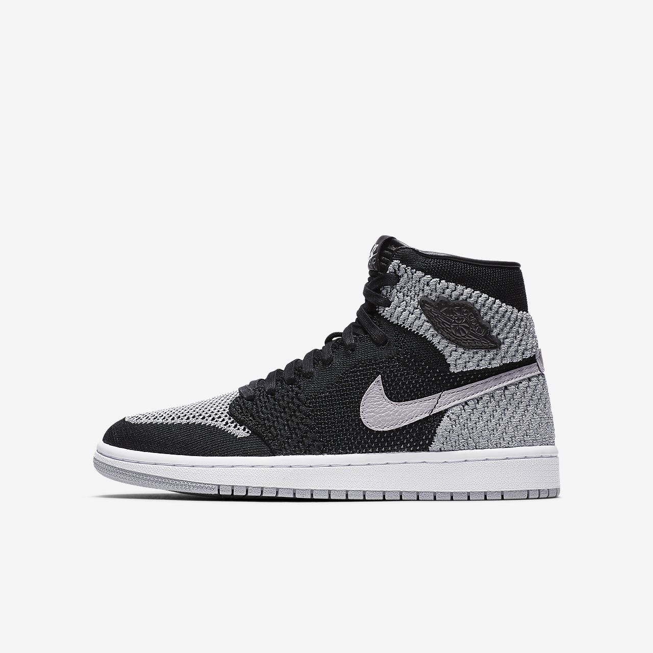 Air Jordan 1 Retro High Flyknit Older Kids Shoe