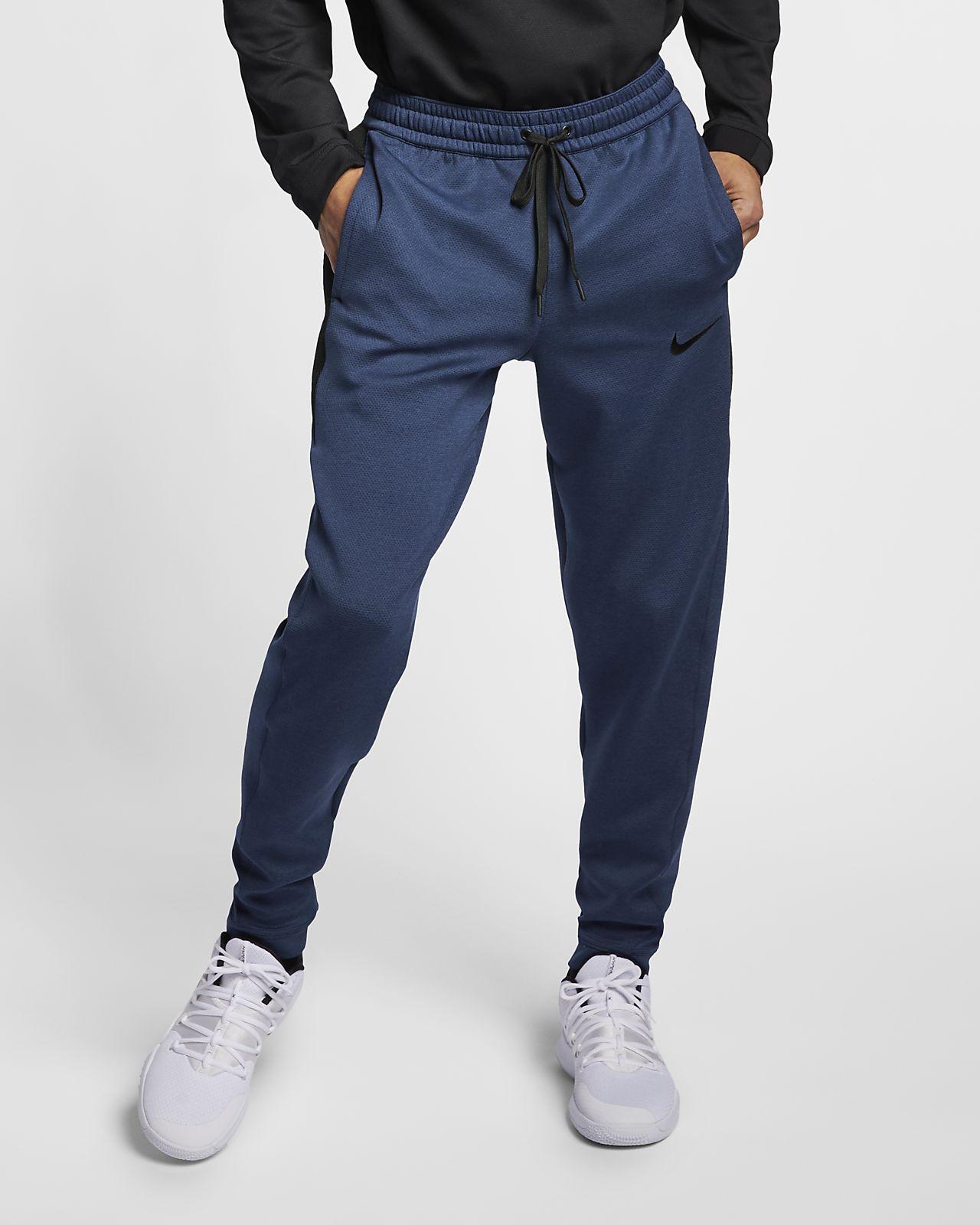 857095b5e2f6f Pantalones de básquetbol para hombre Nike Therma Flex Showtime. Nike ...
