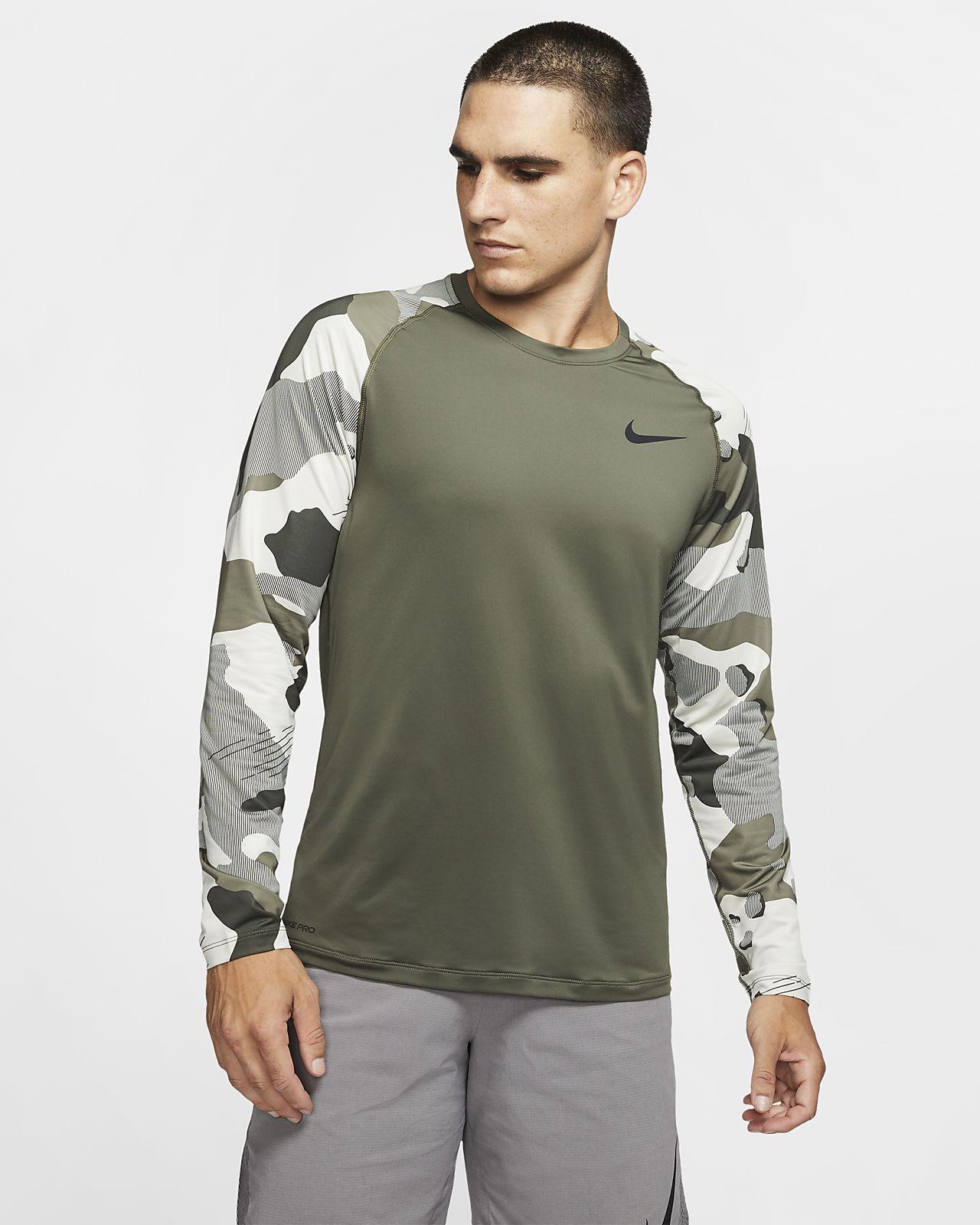 Camiseta de manga larga para hombre Nike Pro