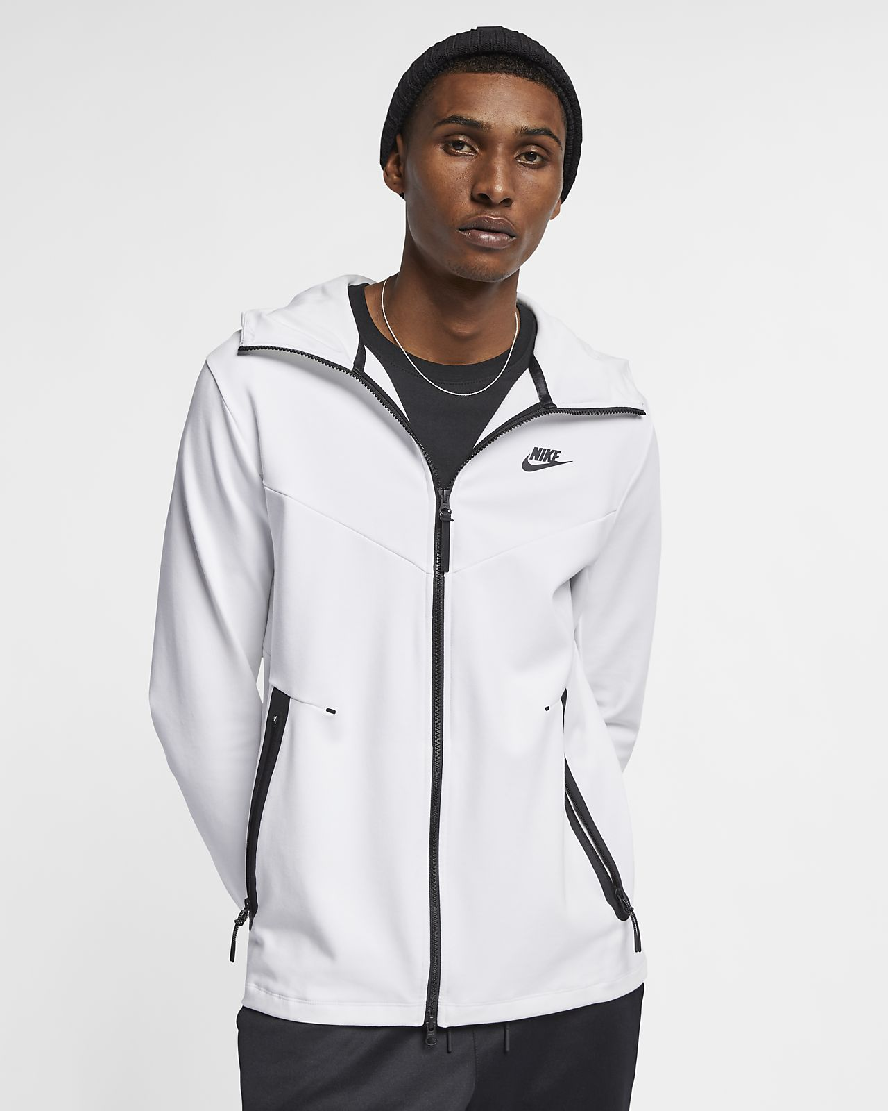 4c6a4fd40237 Nike Sportswear Tech Pack Men s Full-Zip Hoodie. Nike.com