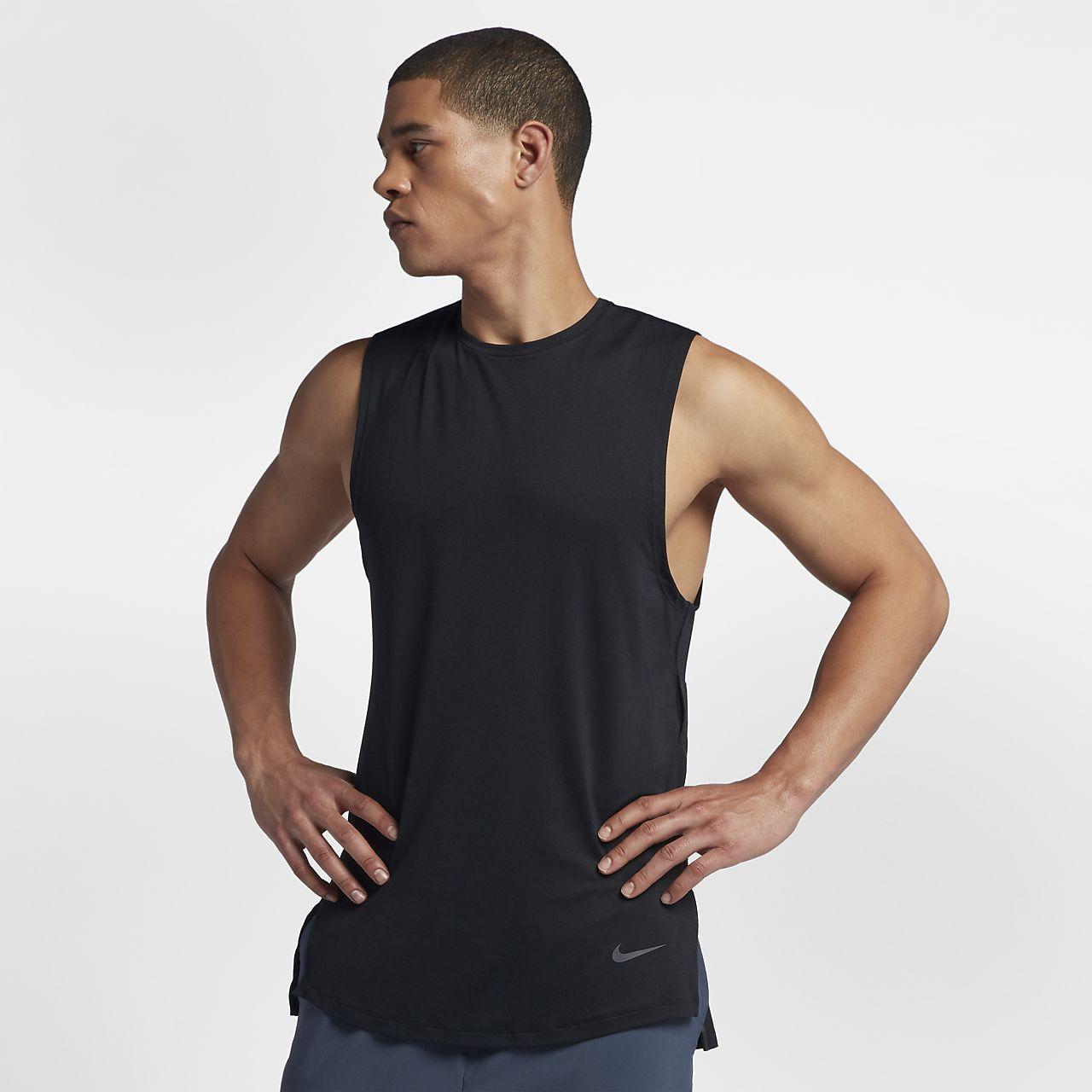 8163e05ab5 Nike Dri-FIT Camiseta de tirantes de entrenamiento Utility - Hombre ...