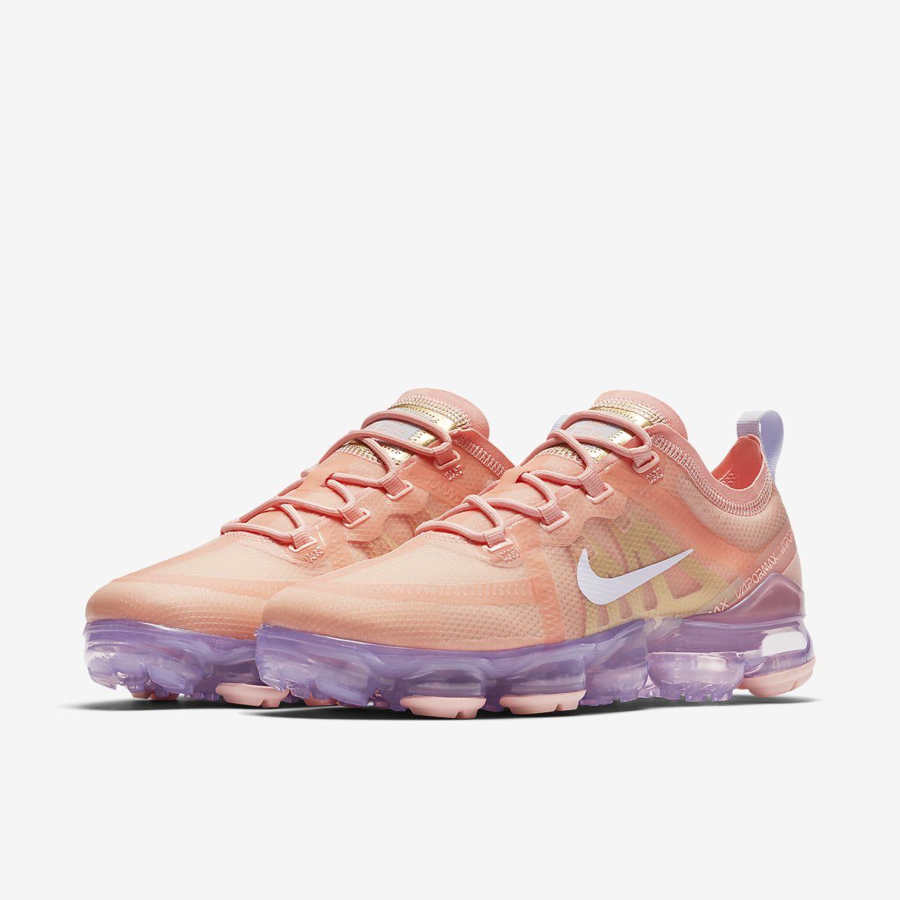 Damen Nike Nike Wmns Air Vapormax Flyknit Sneaker Grau