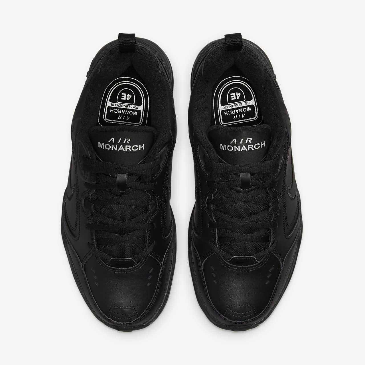 nike air monarch iv (extra wide) unisex training shoe