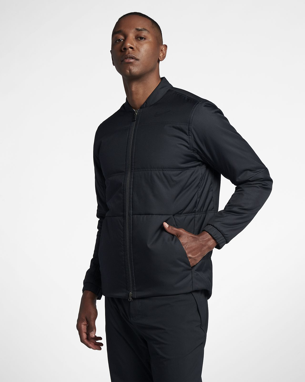cheap for discount special sales detailed look Nike Men's Synthetic Fill Golf Jacket