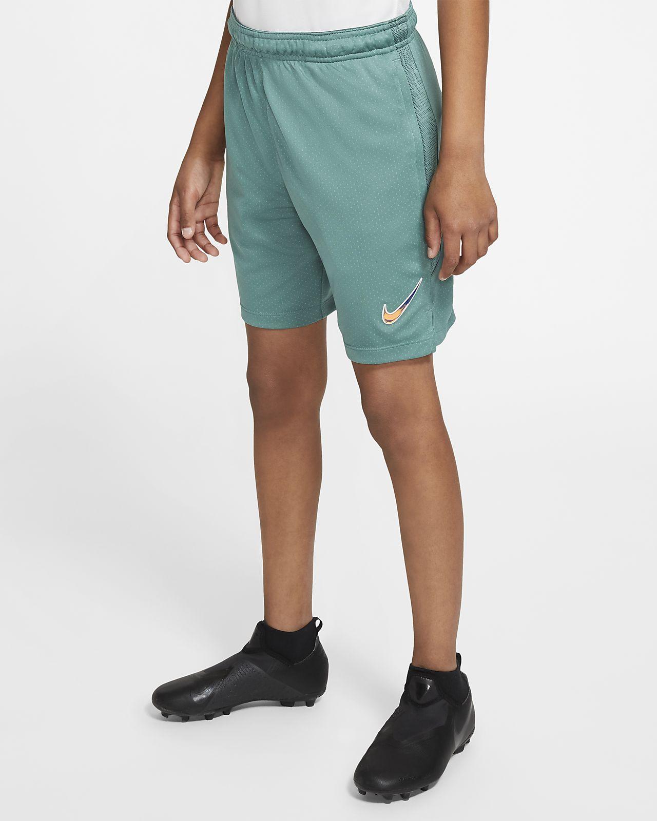 Shorts de fútbol para niños talla grande Nike Dri-FIT Strike