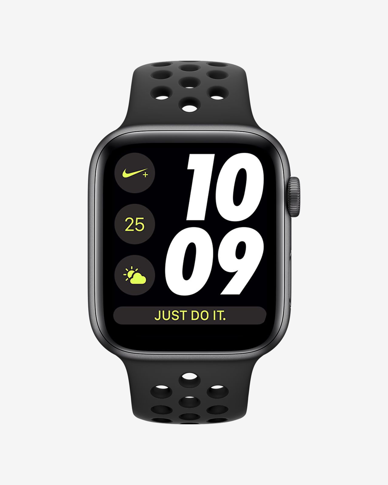 66ce9a3d ... Apple Watch Nike+ Series 4 (GPS) with Nike Sport Band 44mm Sport Watch
