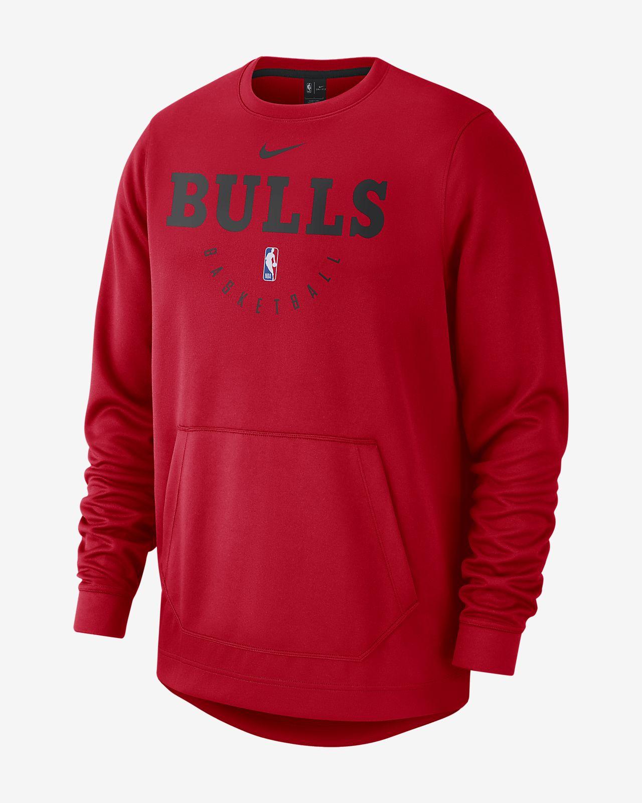 Chicago Bulls Nike Spotlight Men s NBA Crew. Nike.com NZ dbcaecef8