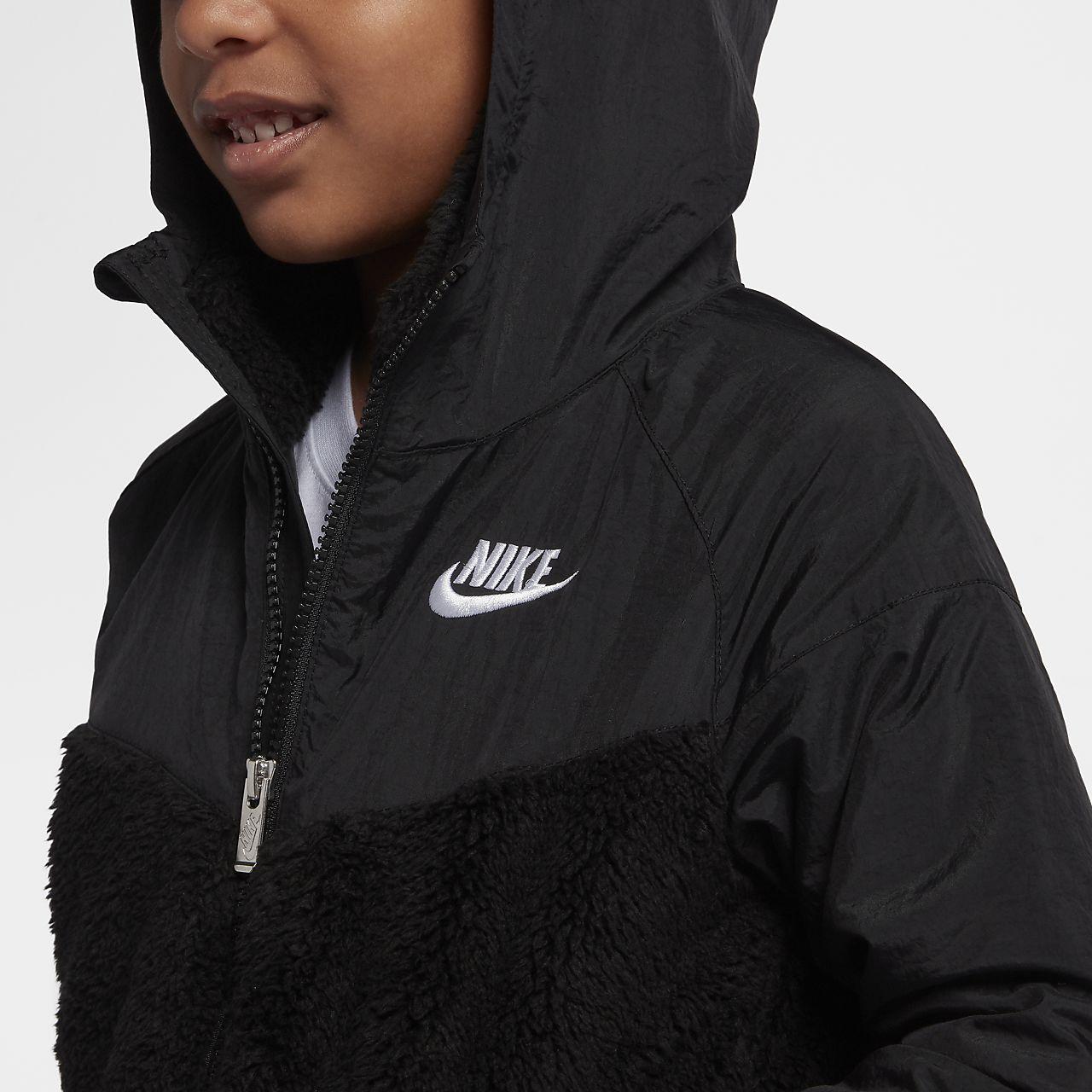 137ec3ece5e1 Nike Sportswear Windrunner Little Kids  Jacket. Nike.com