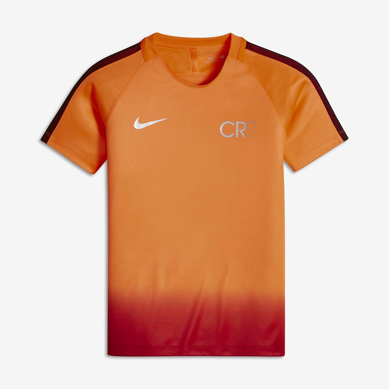 ナイキ ドライ CR7 スクワッド ジュニア (ボーイズ) サッカートップ