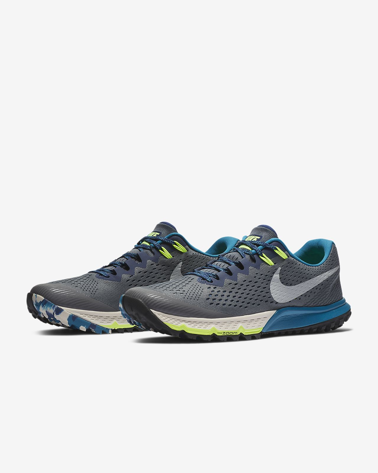 reputable site 51794 1f34a ... Chaussure de running Nike Air Zoom Terra Kiger 4 pour Homme