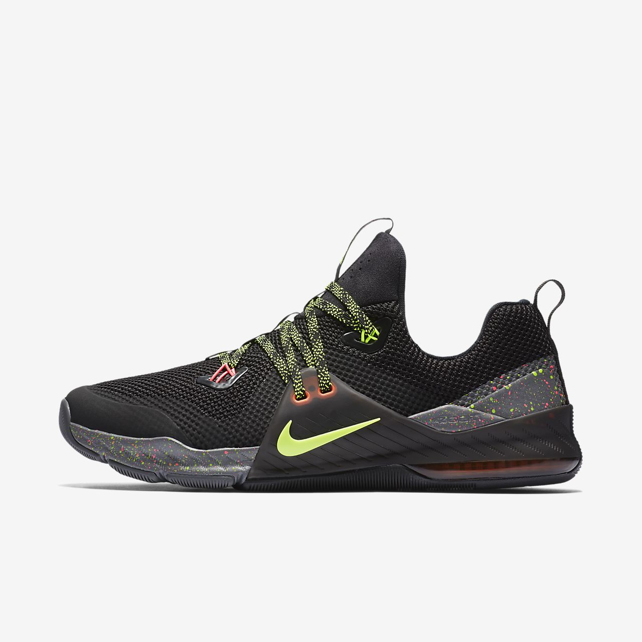 nike training shoes mens black nike running zoom