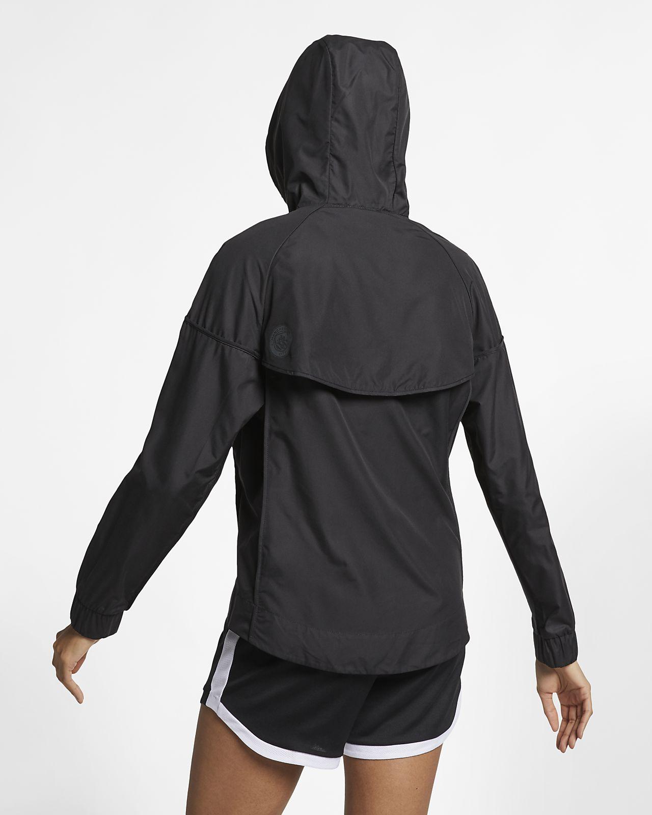 1ebf3d73f5a Manchester City FC Windrunner Women s Jacket. Nike.com IE
