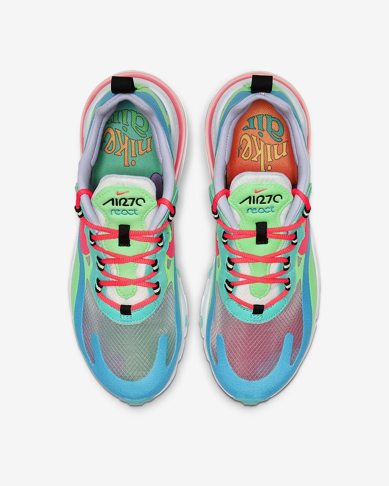 Chaussure Nike Air Max 270 React (« Psychedelic Movement