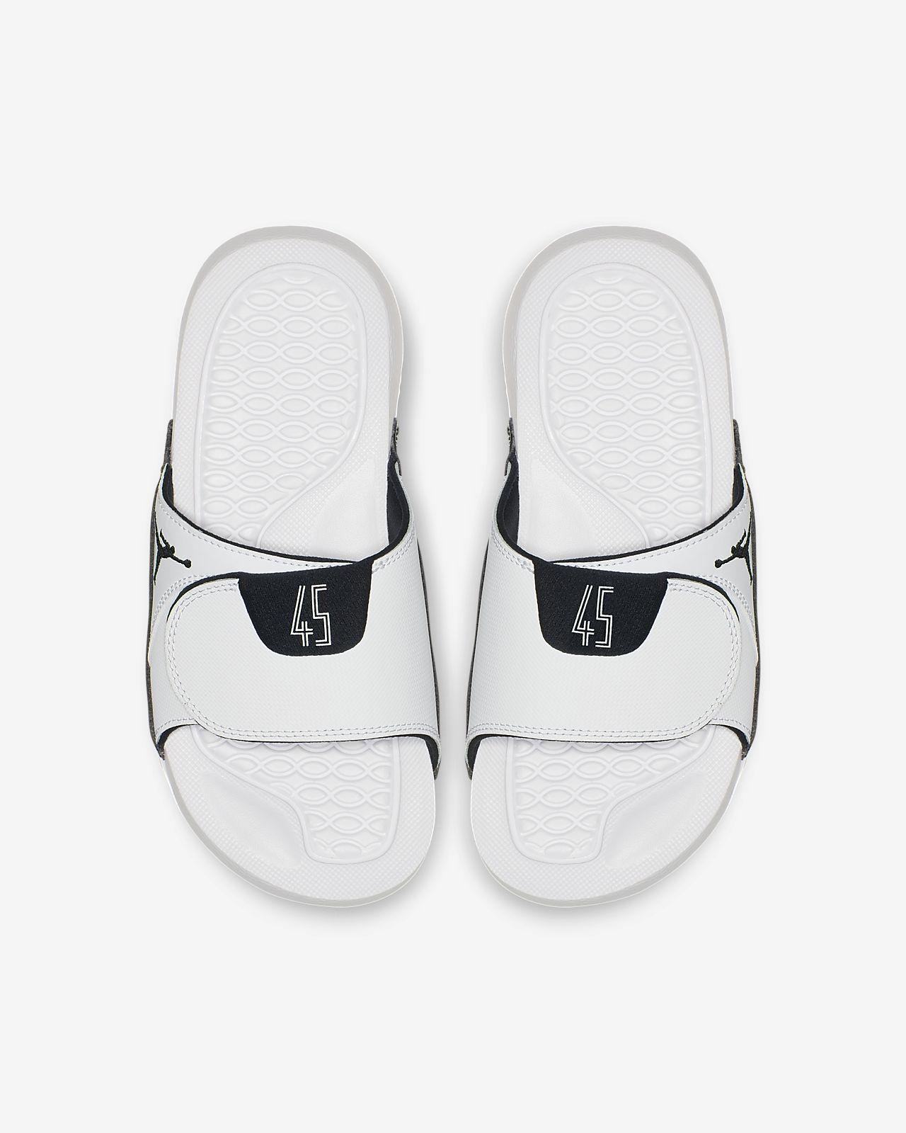 88267a250b5e9 Jordan Hydro XI Retro Big Kids  Slide. Nike.com