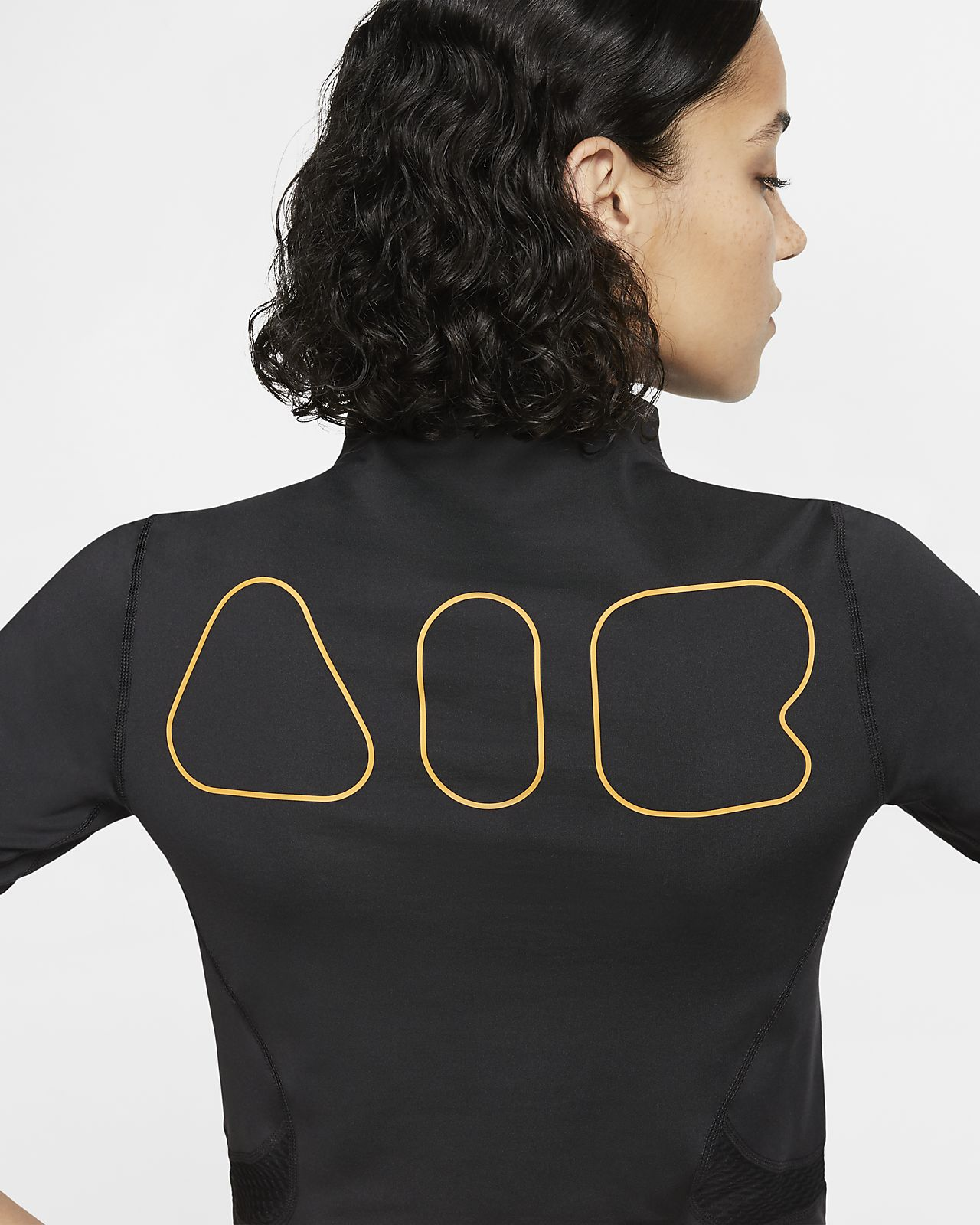 Nike Samarreta de màniga curta de running - Dona
