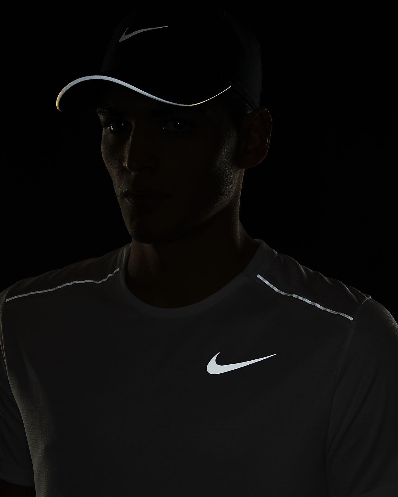 9a65c3c39 Nike Dri-FIT Miler Men's Short-Sleeve Running Top. Nike.com