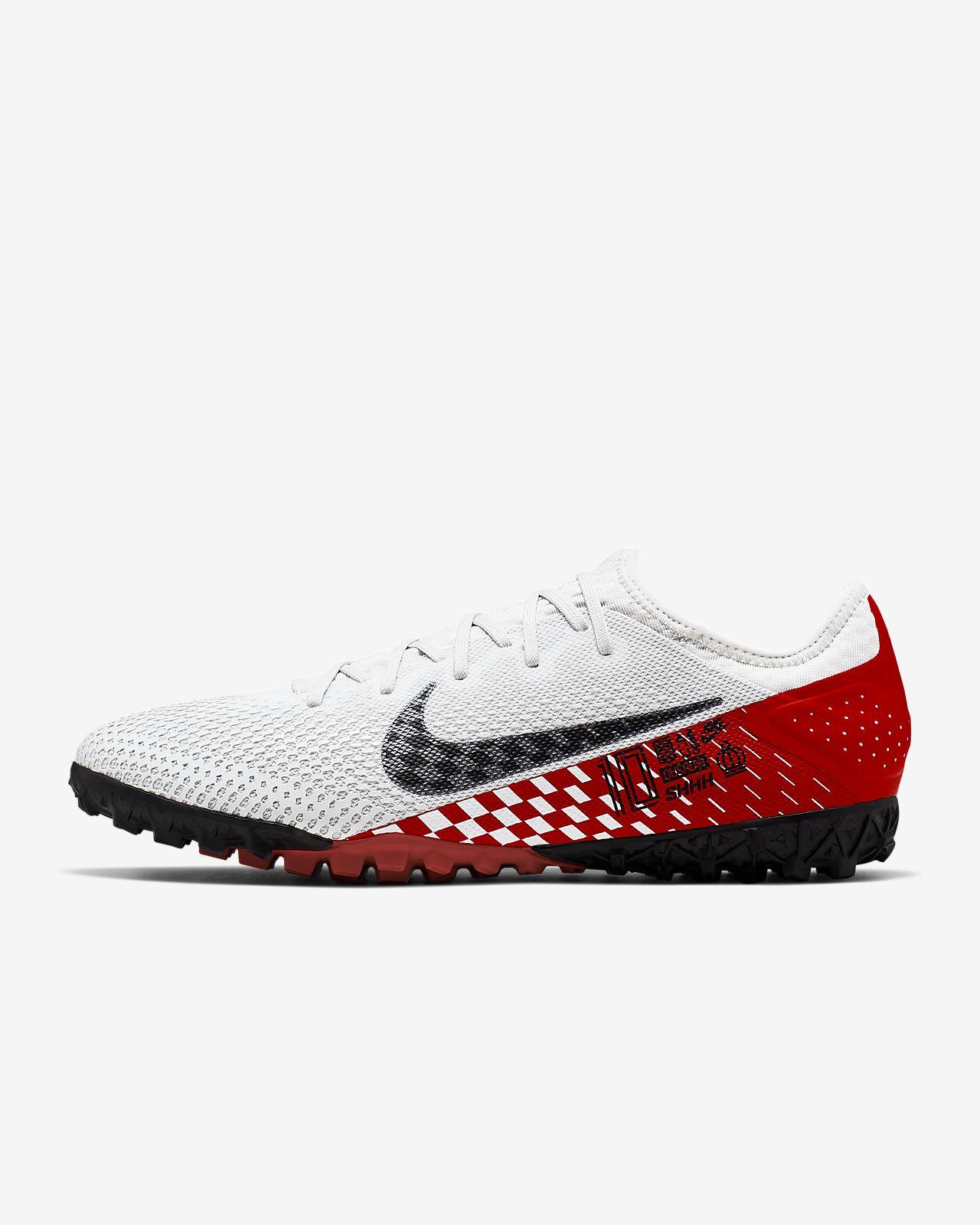 Nike Mercurial Vapor 13 Pro Neymar Jr. TF Artificial-Turf Football Shoe