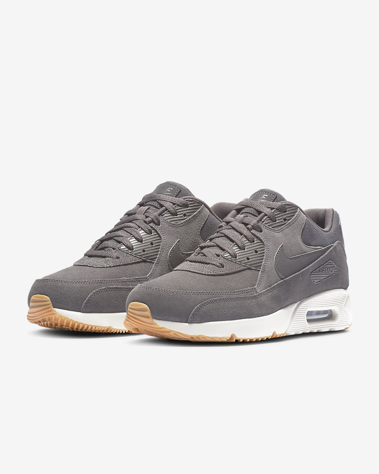 Nike Air Max 90 Essential light bone thunder grey