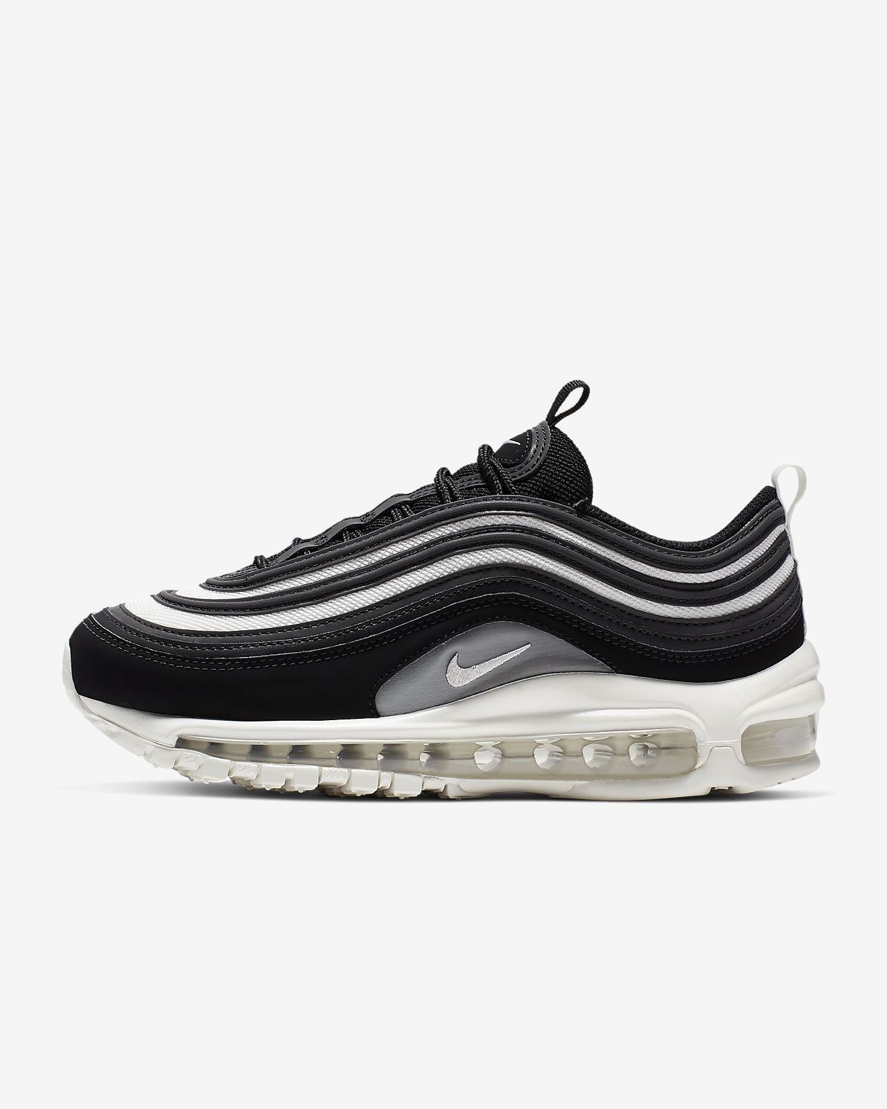 nike air max 97 dames zwart