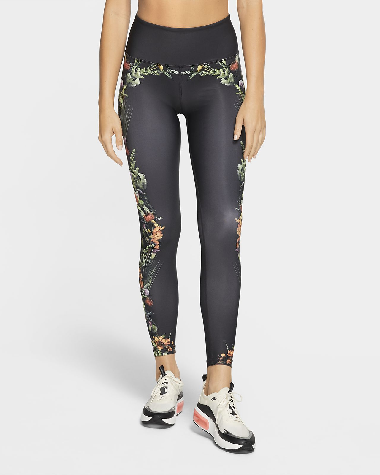Hurley Quick Dry Winter Flormal Surf-Leggings für Damen