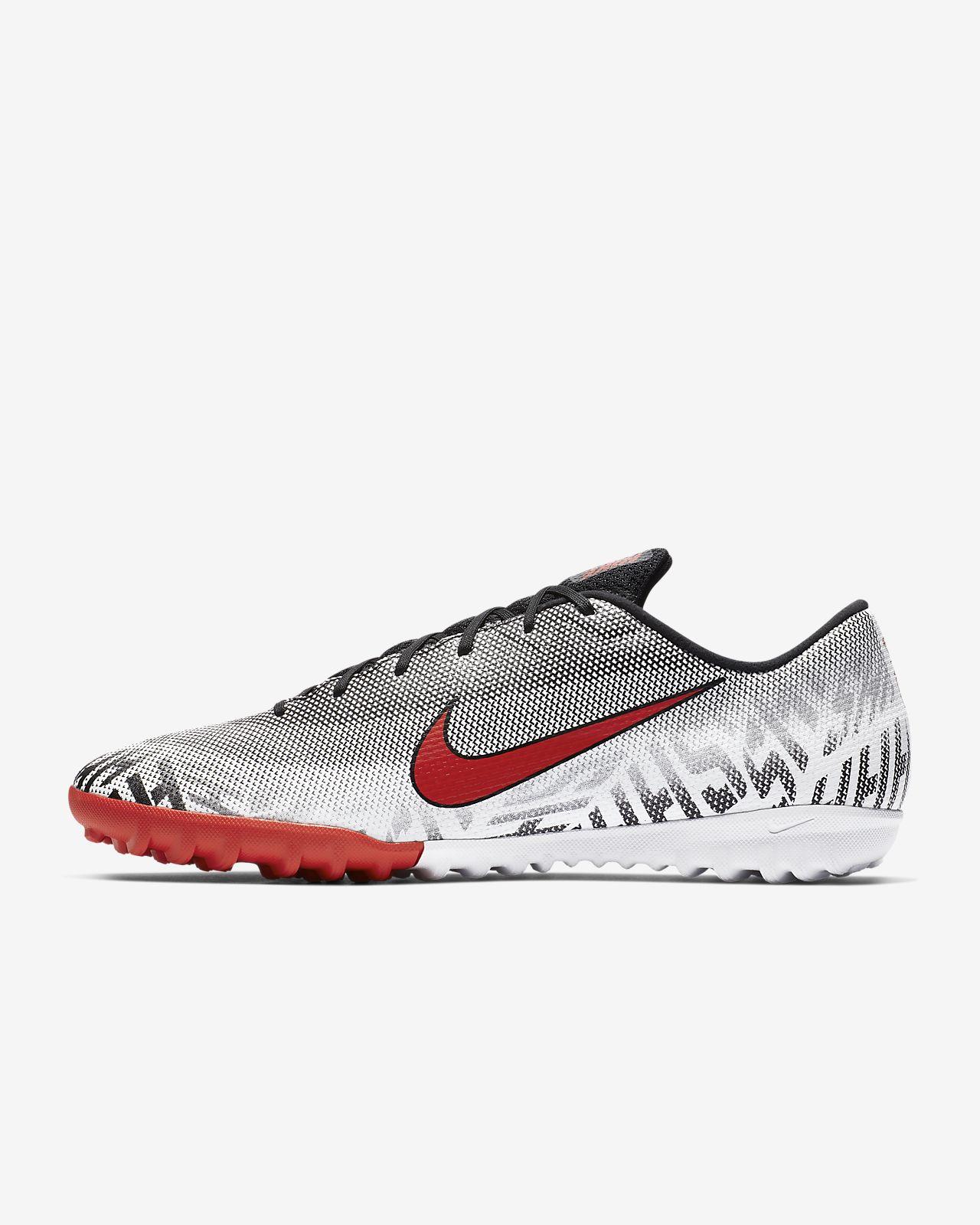 5064b099c20e4 ... Nike Mercurial Vapor XII Academy Neymar TF Botas de fútbol para hierba  artificial o moqueta -