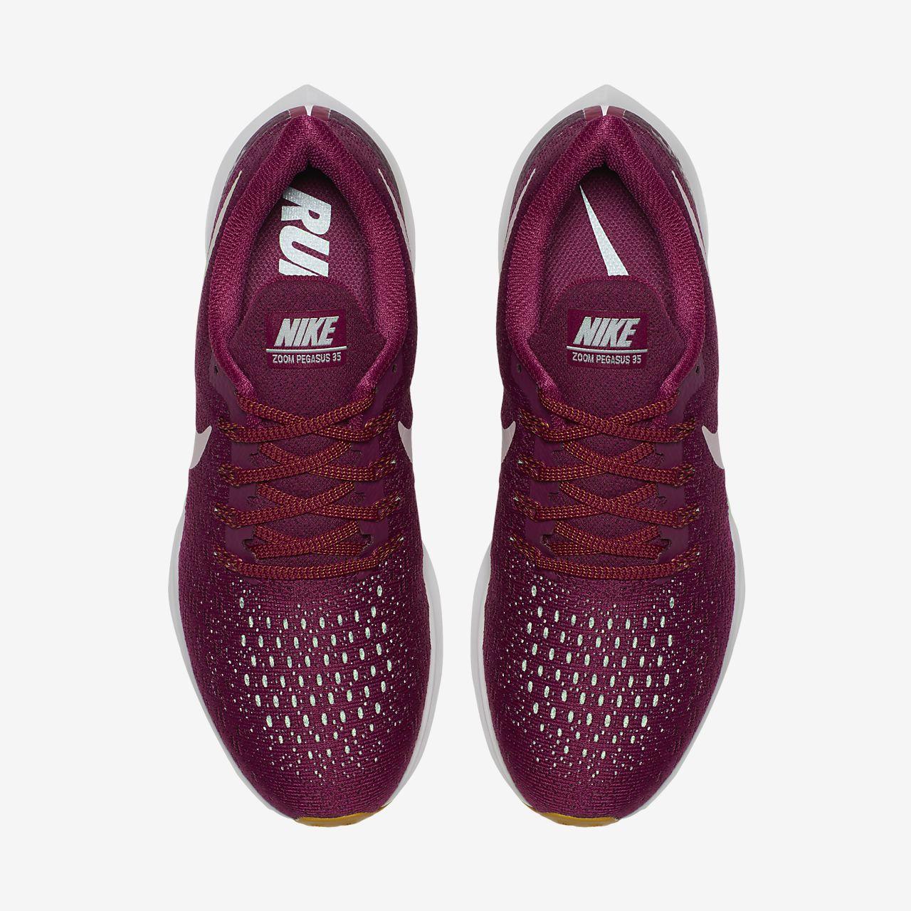 2de2b5c890 Nike Air Zoom Pegasus 35 Women's Running Shoe. Nike.com IN