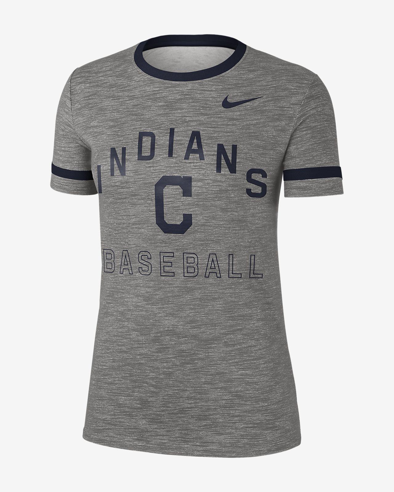 Nike Dri-FIT (MLB Indians) Women's T-Shirt